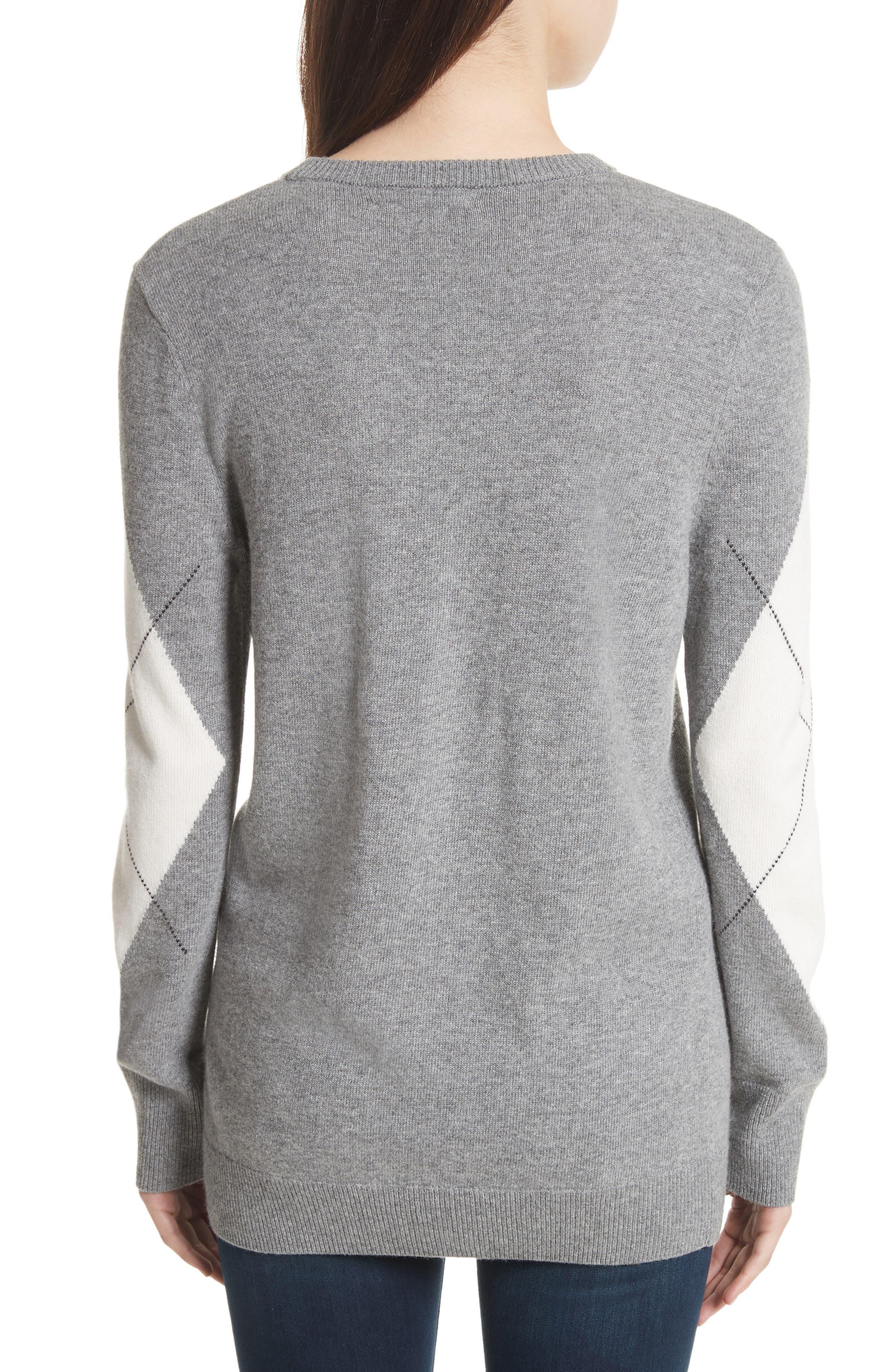 Rei Argyle Crewneck Sweater,                             Alternate thumbnail 2, color,                             077
