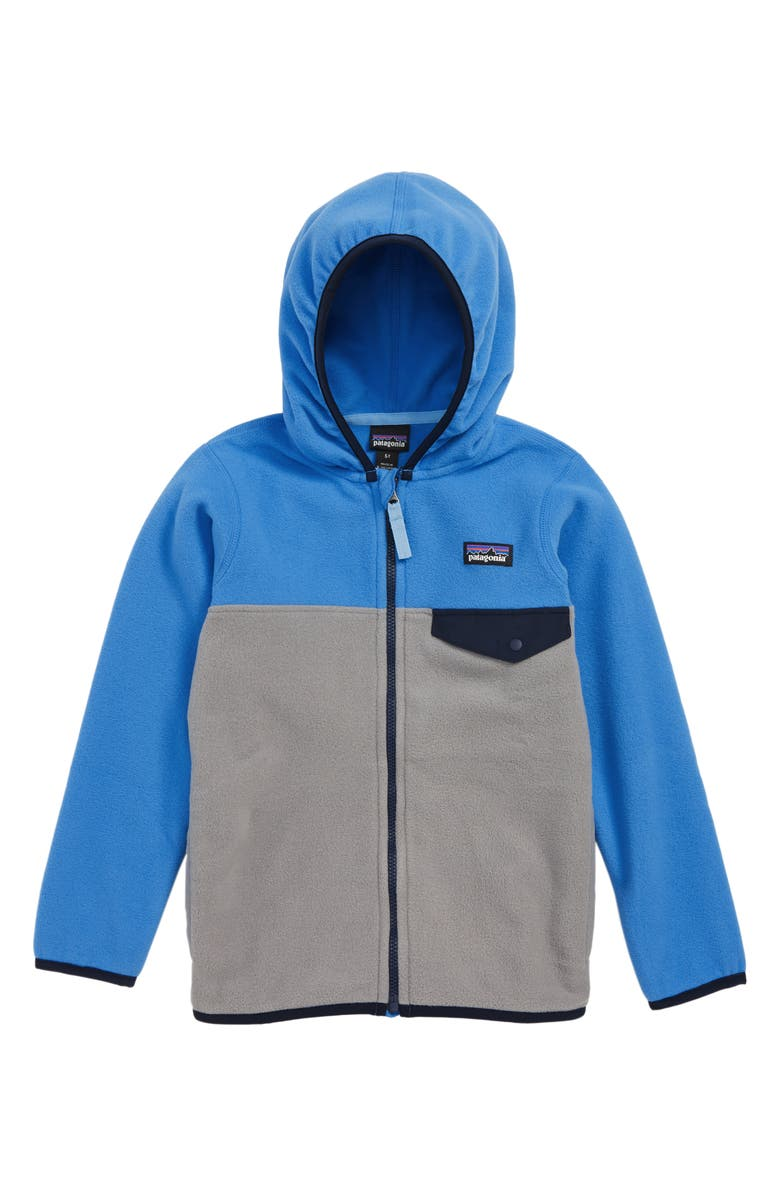 057388bc31f7 Patagonia Micro D® Snap-T® Fleece Jacket (Toddler Boys   Little Boys ...