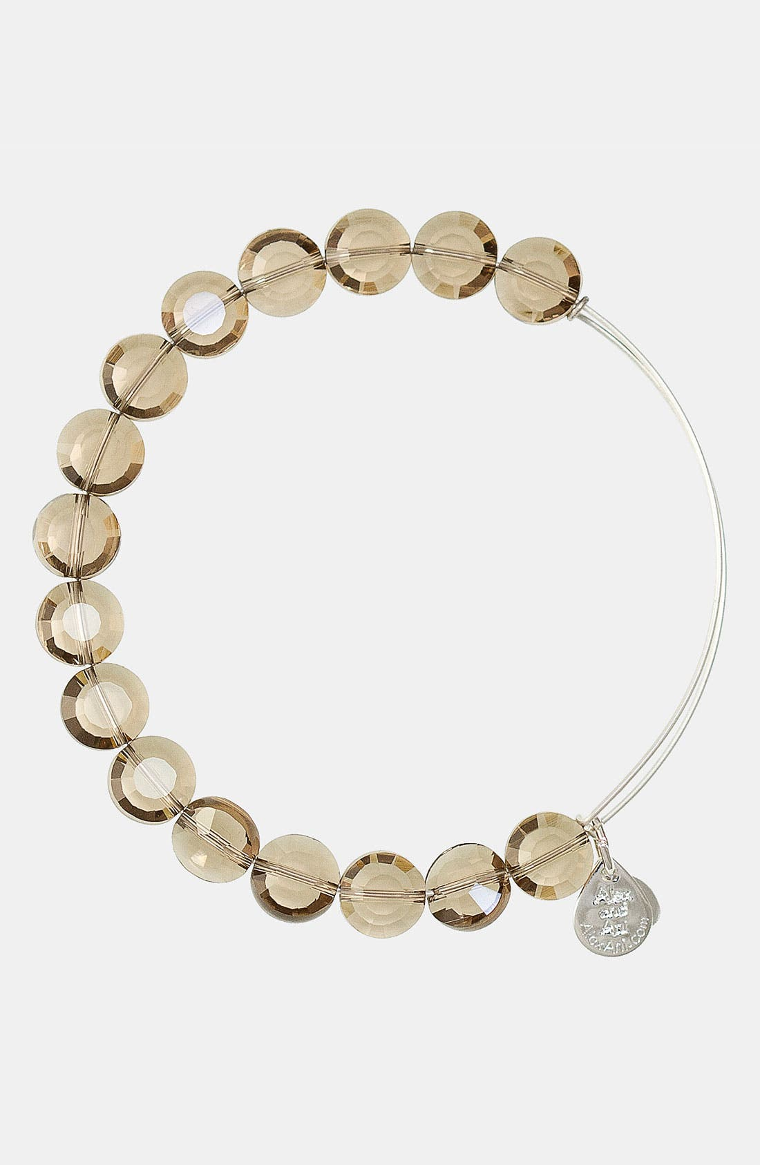 'Luxe Bead' Expandable Wire Bangle,                         Main,                         color, 040