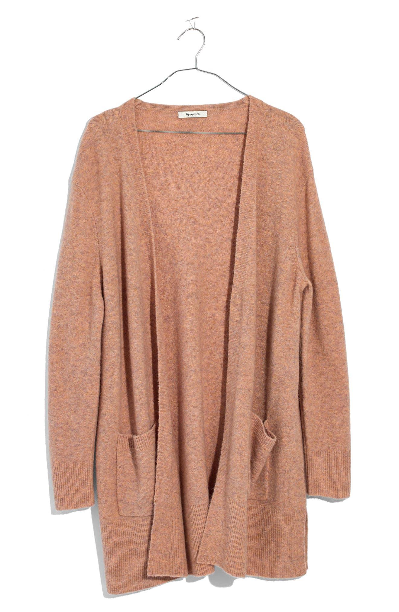 Kent Cardigan Sweater,                             Alternate thumbnail 48, color,