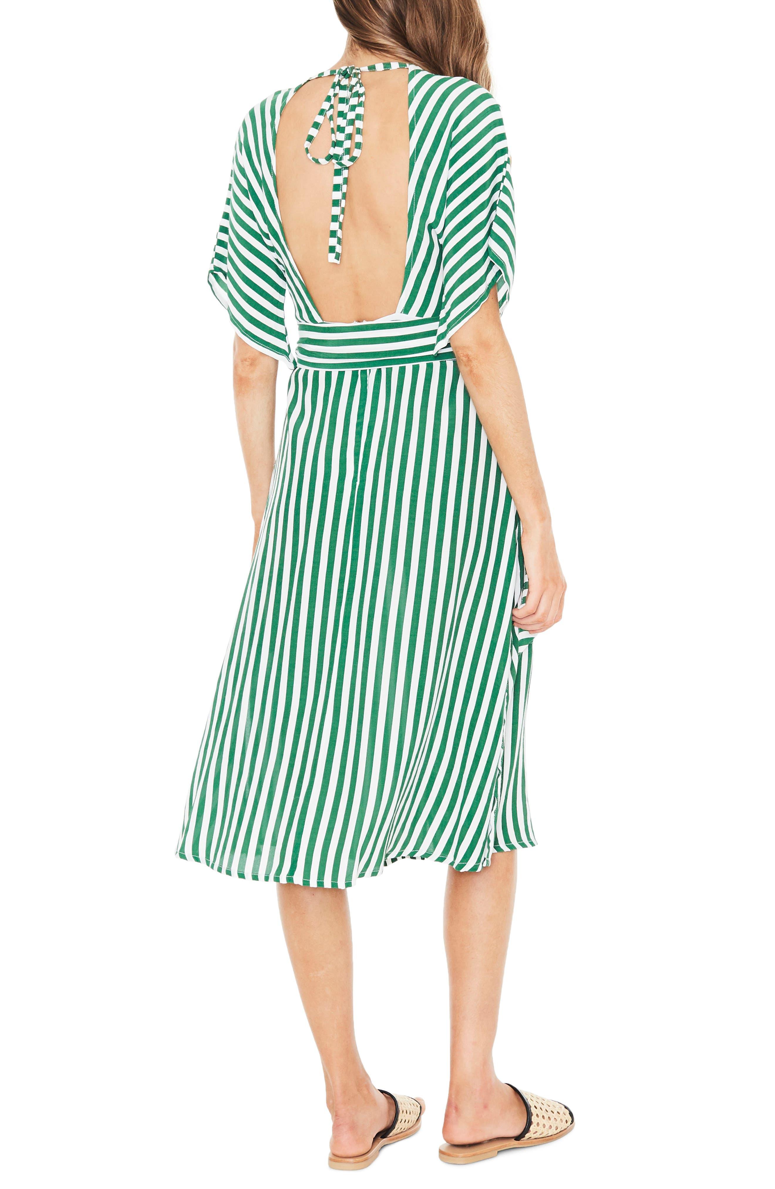Milan Midi Dress,                             Alternate thumbnail 2, color,                             300