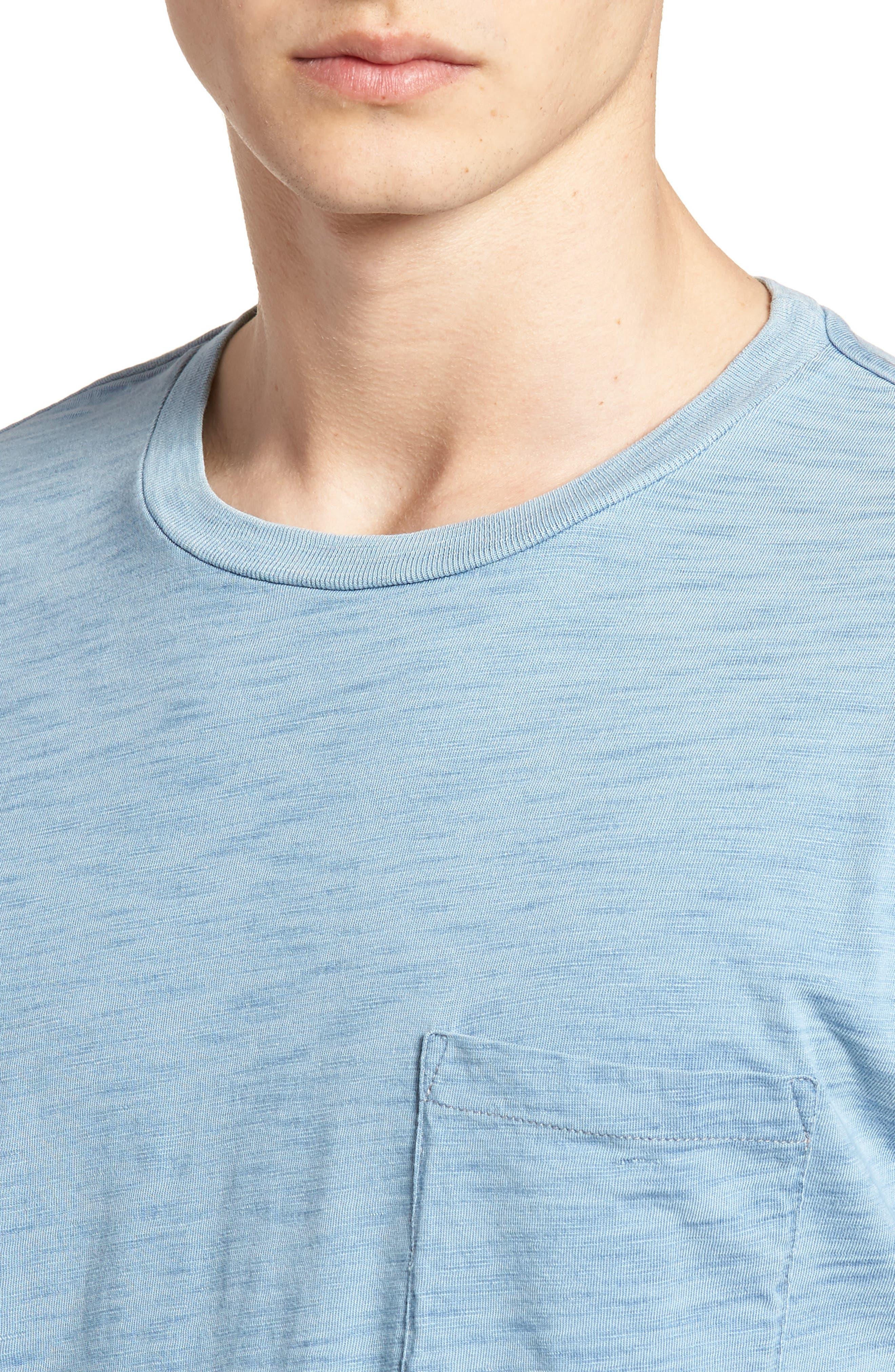 Pocket T-Shirt,                             Alternate thumbnail 4, color,                             420