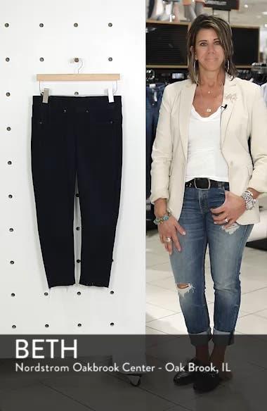 NYDJ Release Hem Pull-On Crop Skinny Jeans, sales video thumbnail