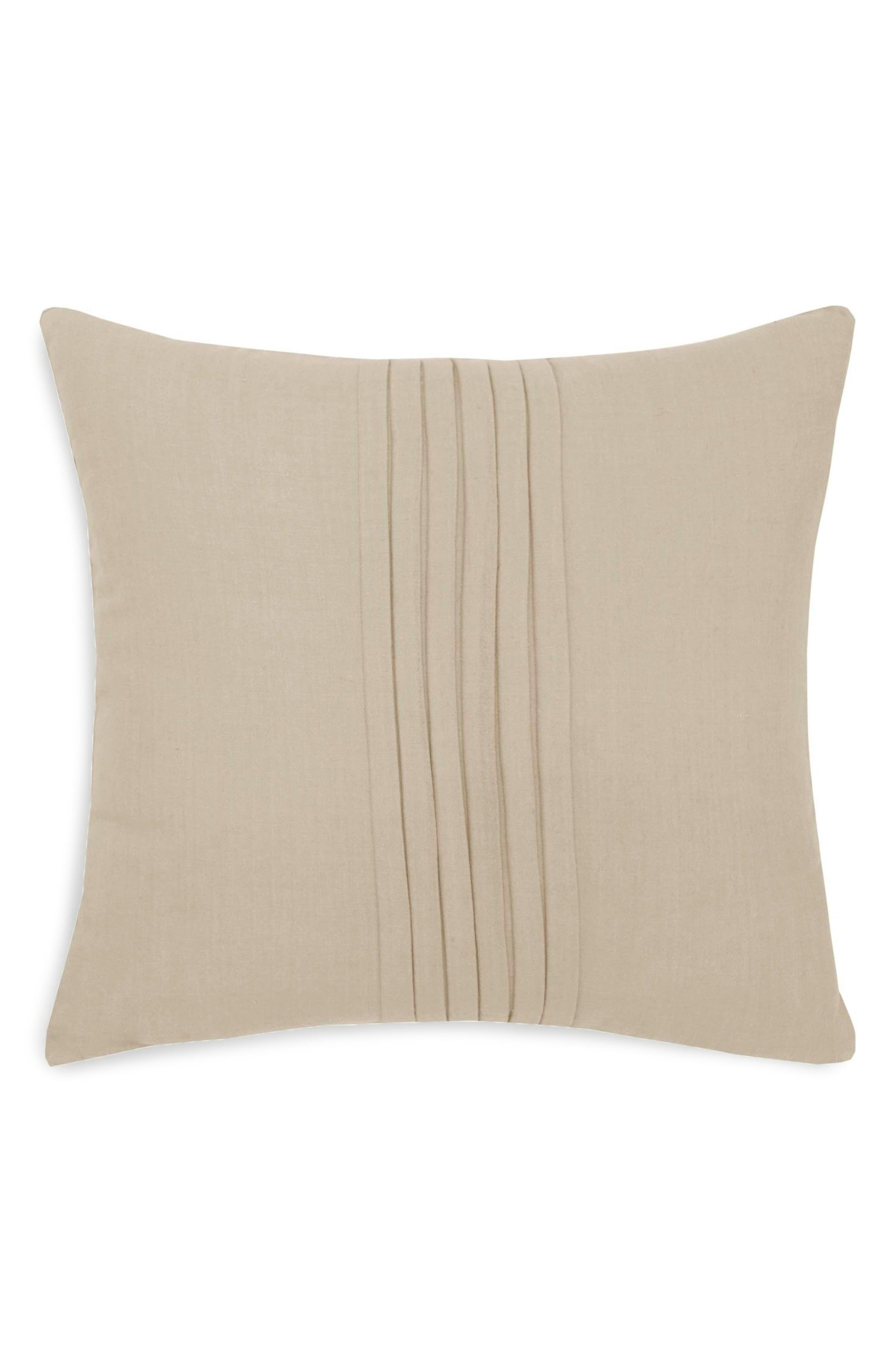 Seabrook Pleated Pillow,                         Main,                         color, 289