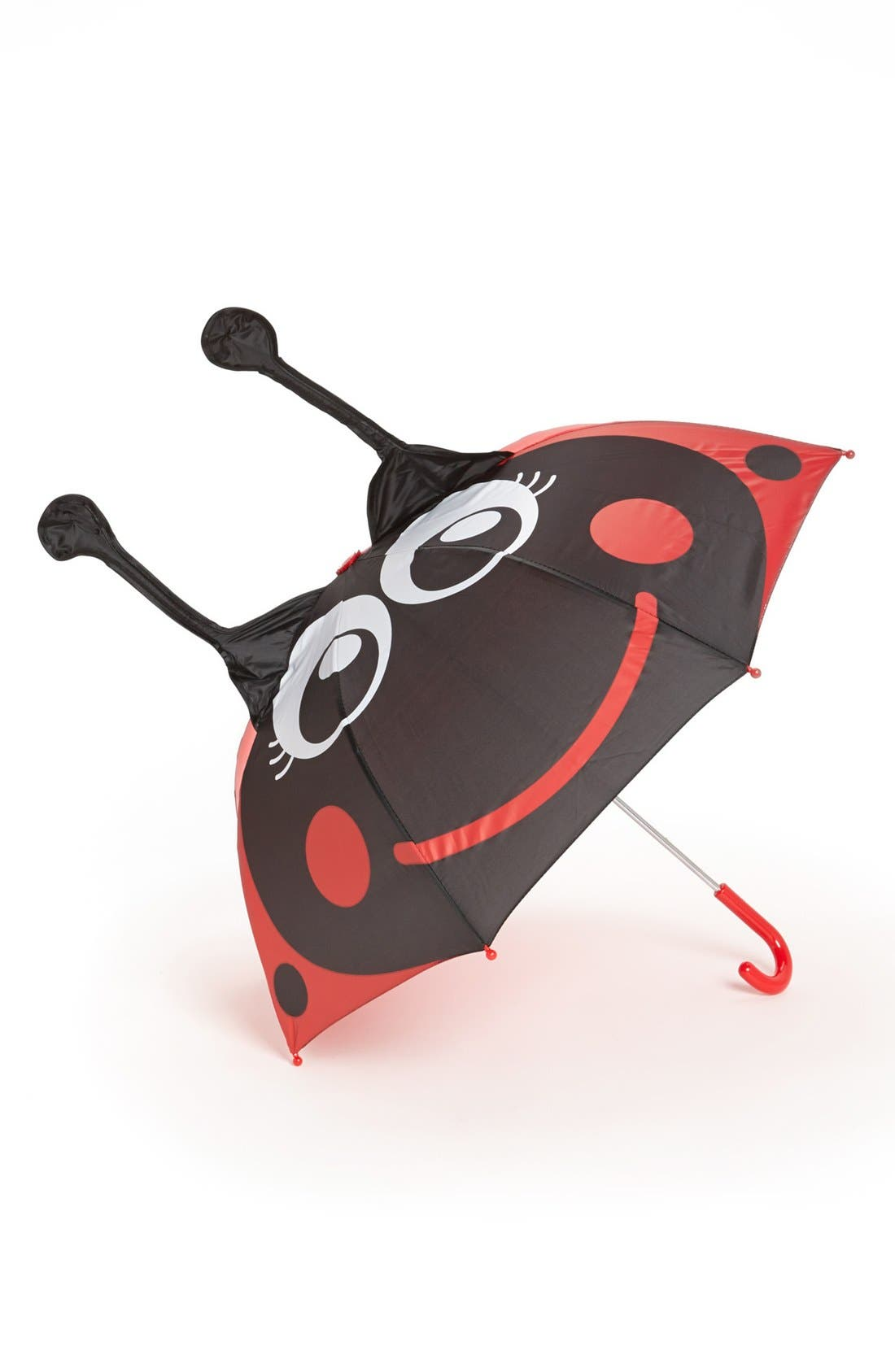 'Ladybug' Umbrella, Main, color, 610