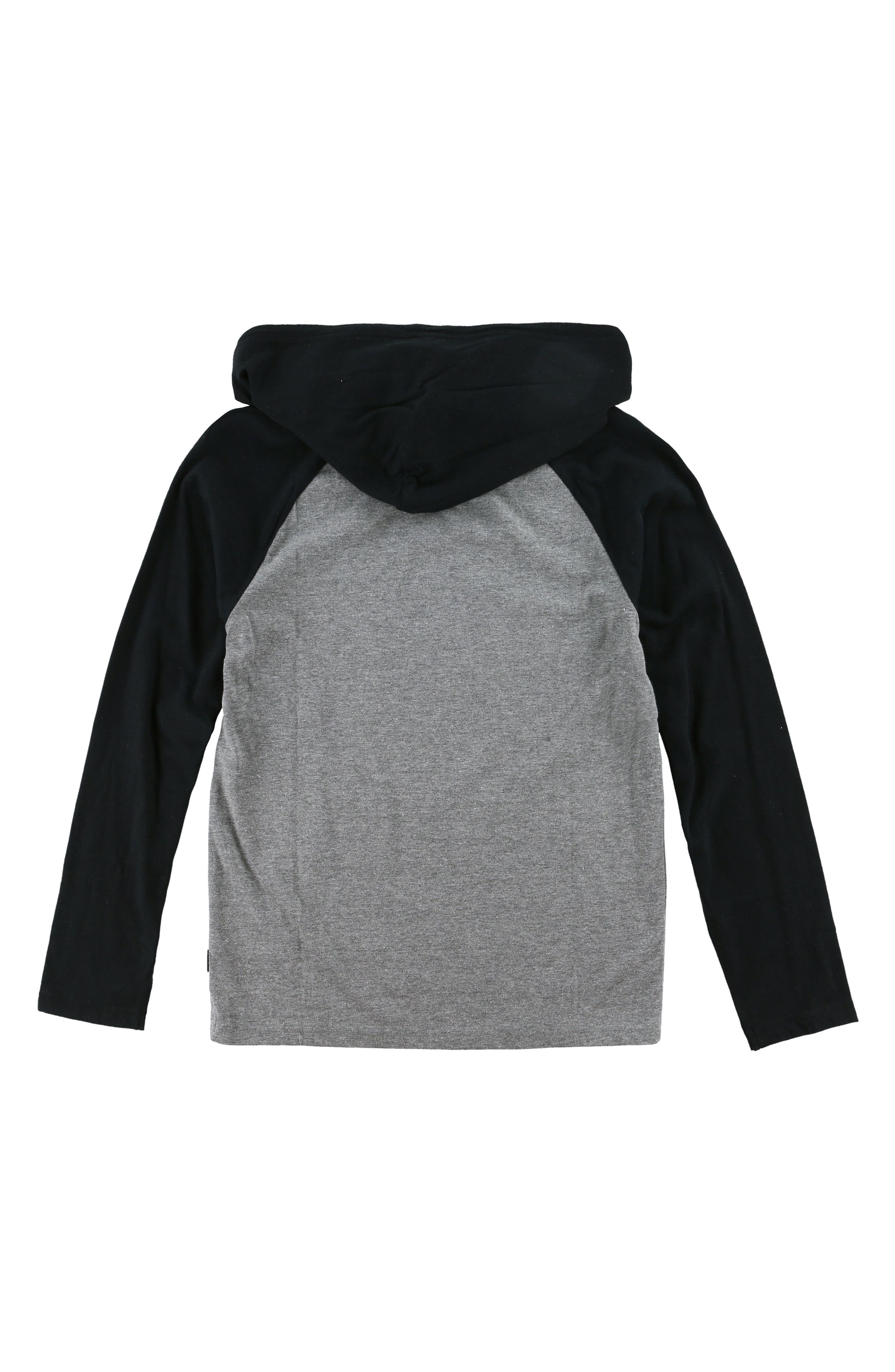 Mateo Hooded Pullover,                             Alternate thumbnail 2, color,                             030