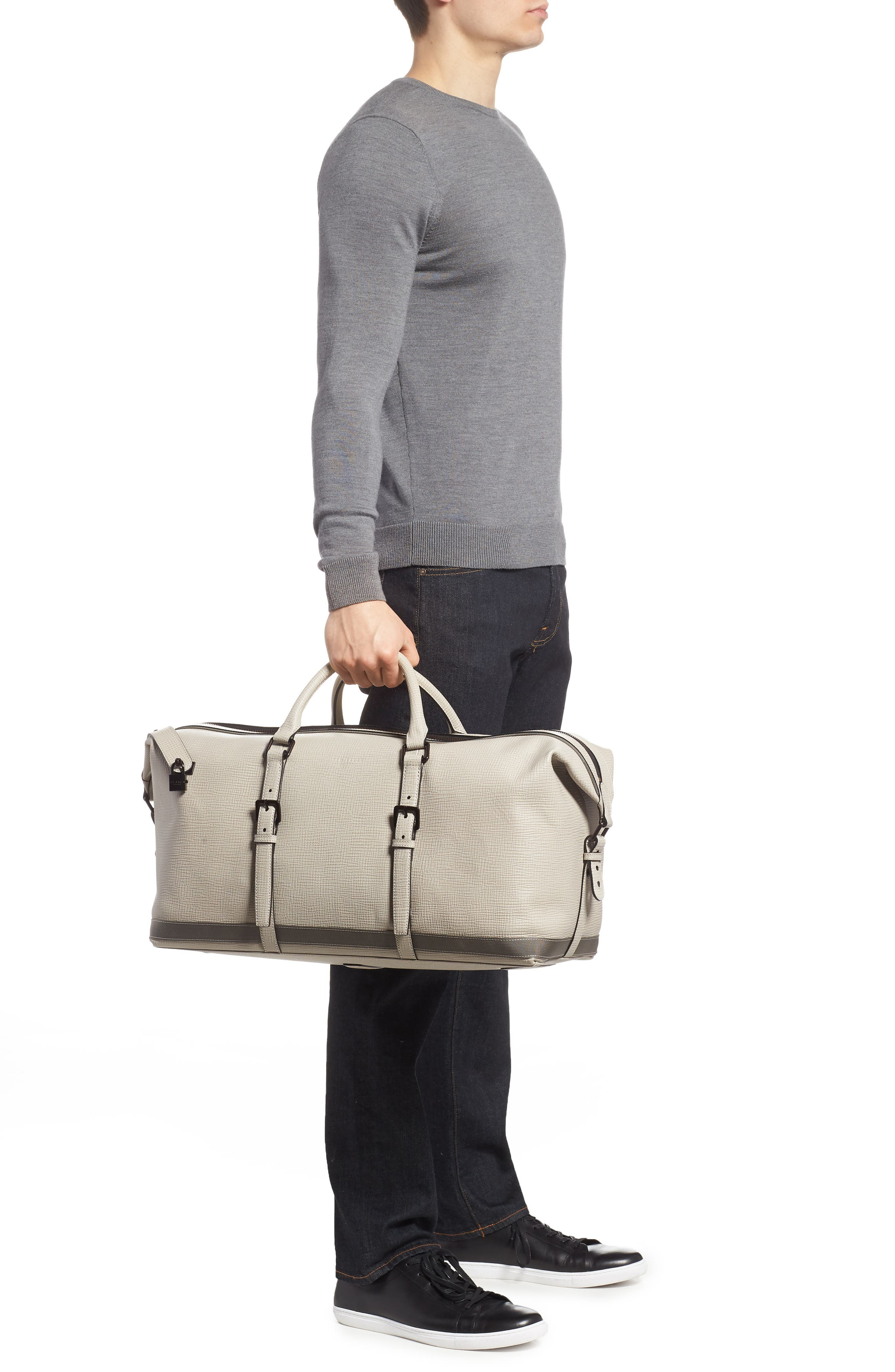 Ragmar Palmelato Holdall Duffel Bag,                             Alternate thumbnail 2, color,                             NATURAL