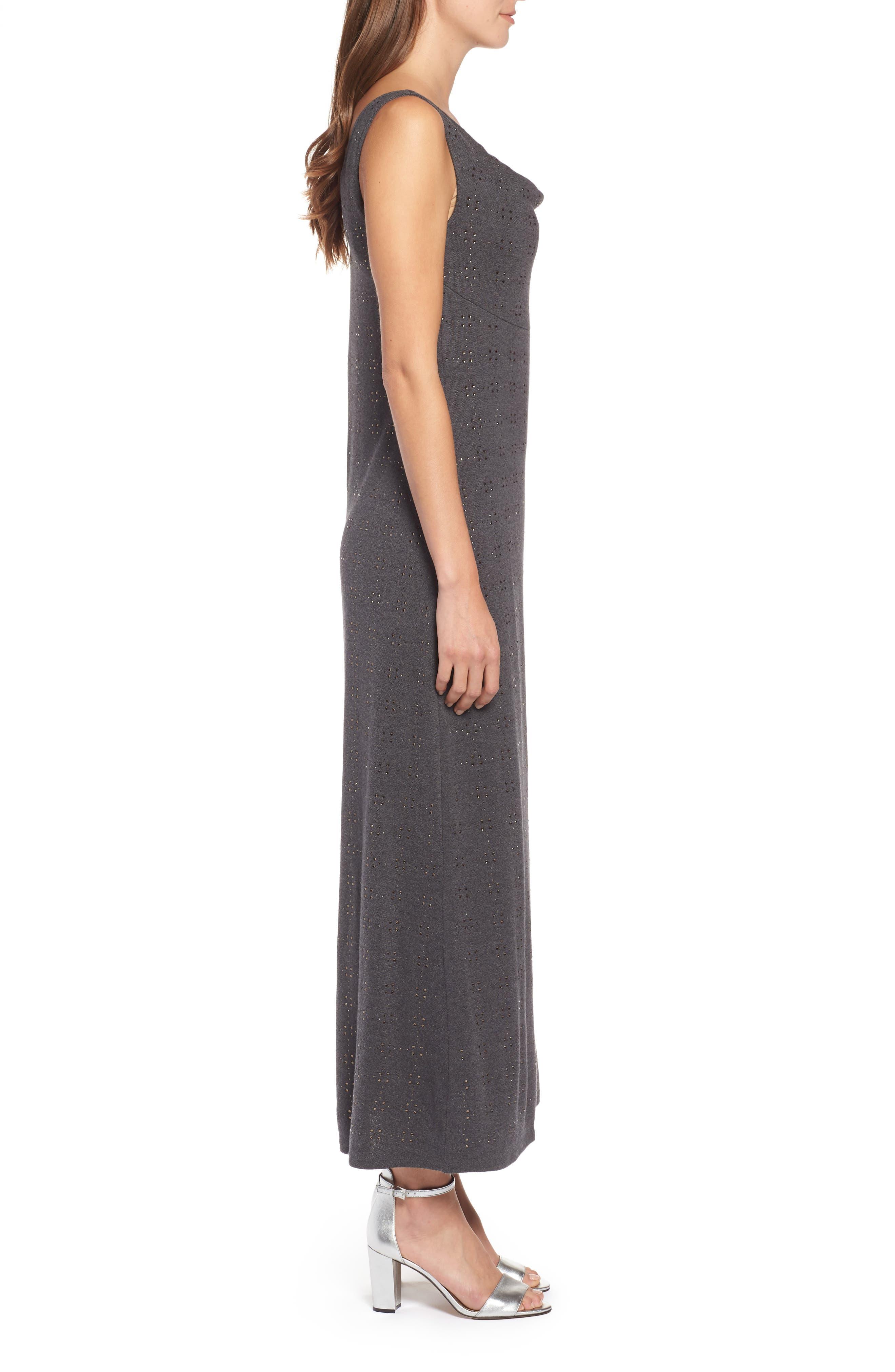 Subtle Shine Dress,                             Alternate thumbnail 3, color,