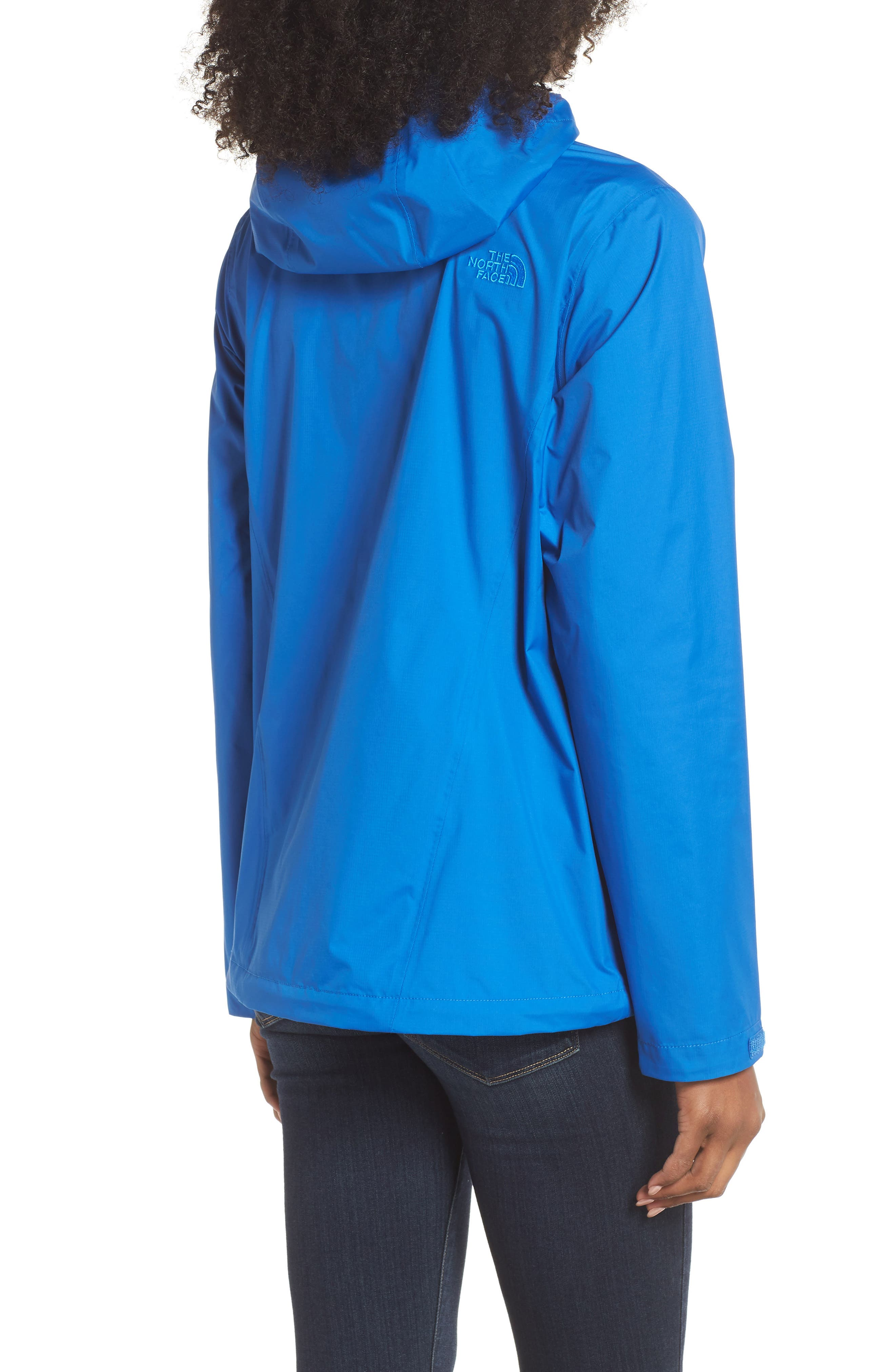 Venture 2 Waterproof Jacket,                             Alternate thumbnail 2, color,                             TURKISH SEA