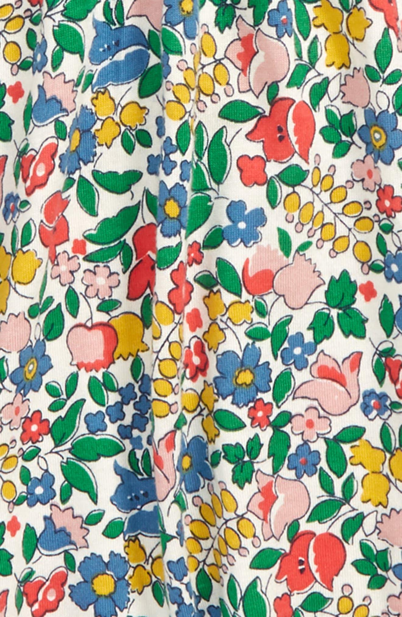 Broderie Collar Blouse,                             Alternate thumbnail 2, color,                             MULTI FLOWERBED