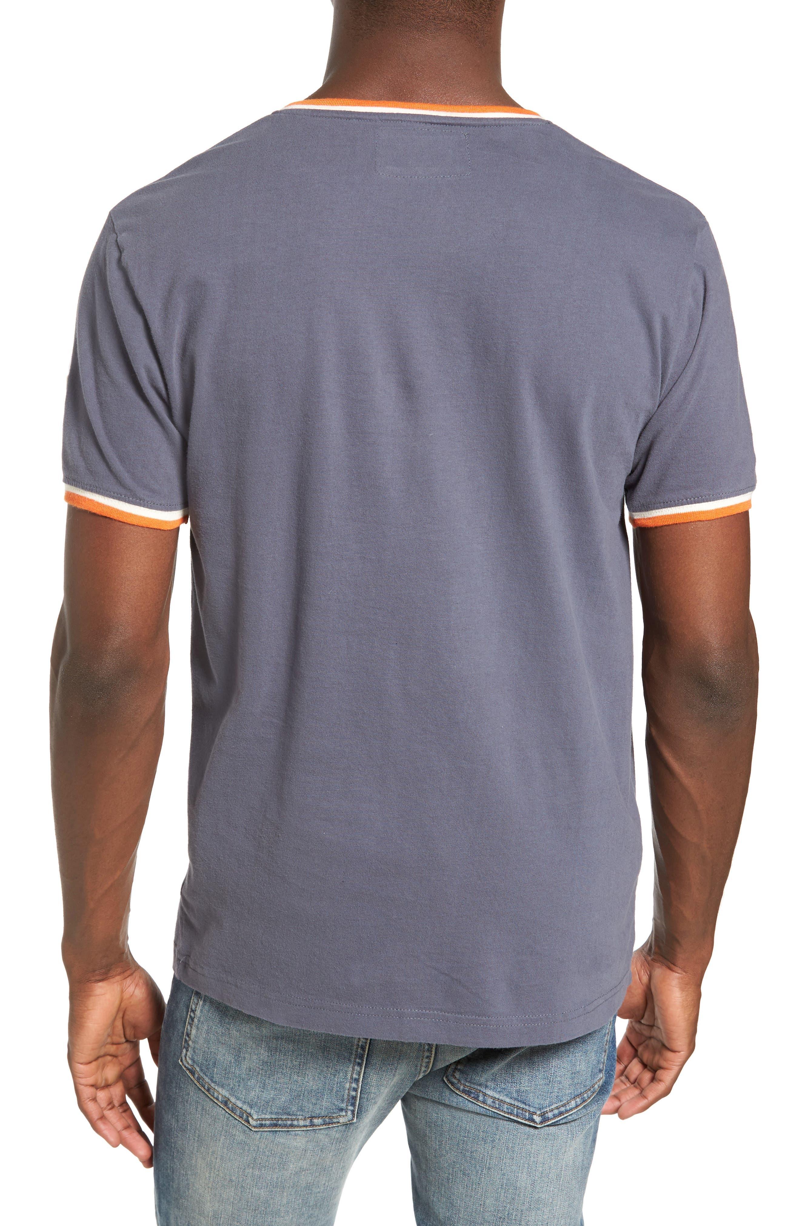 Eastwood Detroit Tigers T-Shirt,                             Alternate thumbnail 2, color,                             410