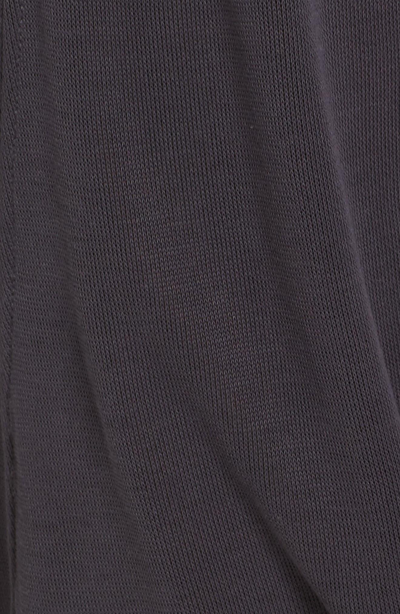 Just Like That Harem Pants,                             Alternate thumbnail 5, color,                             BLACK