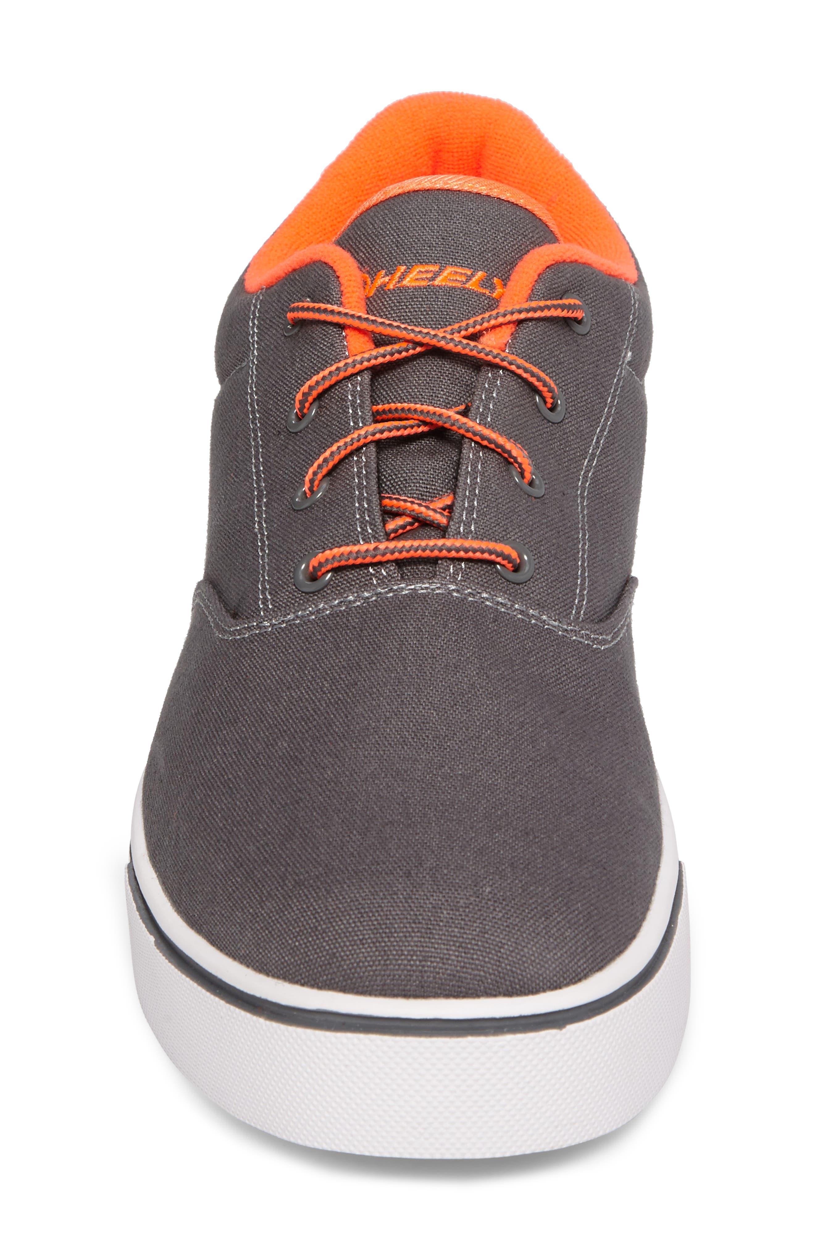 'Launch' Skate Sneaker,                             Alternate thumbnail 18, color,