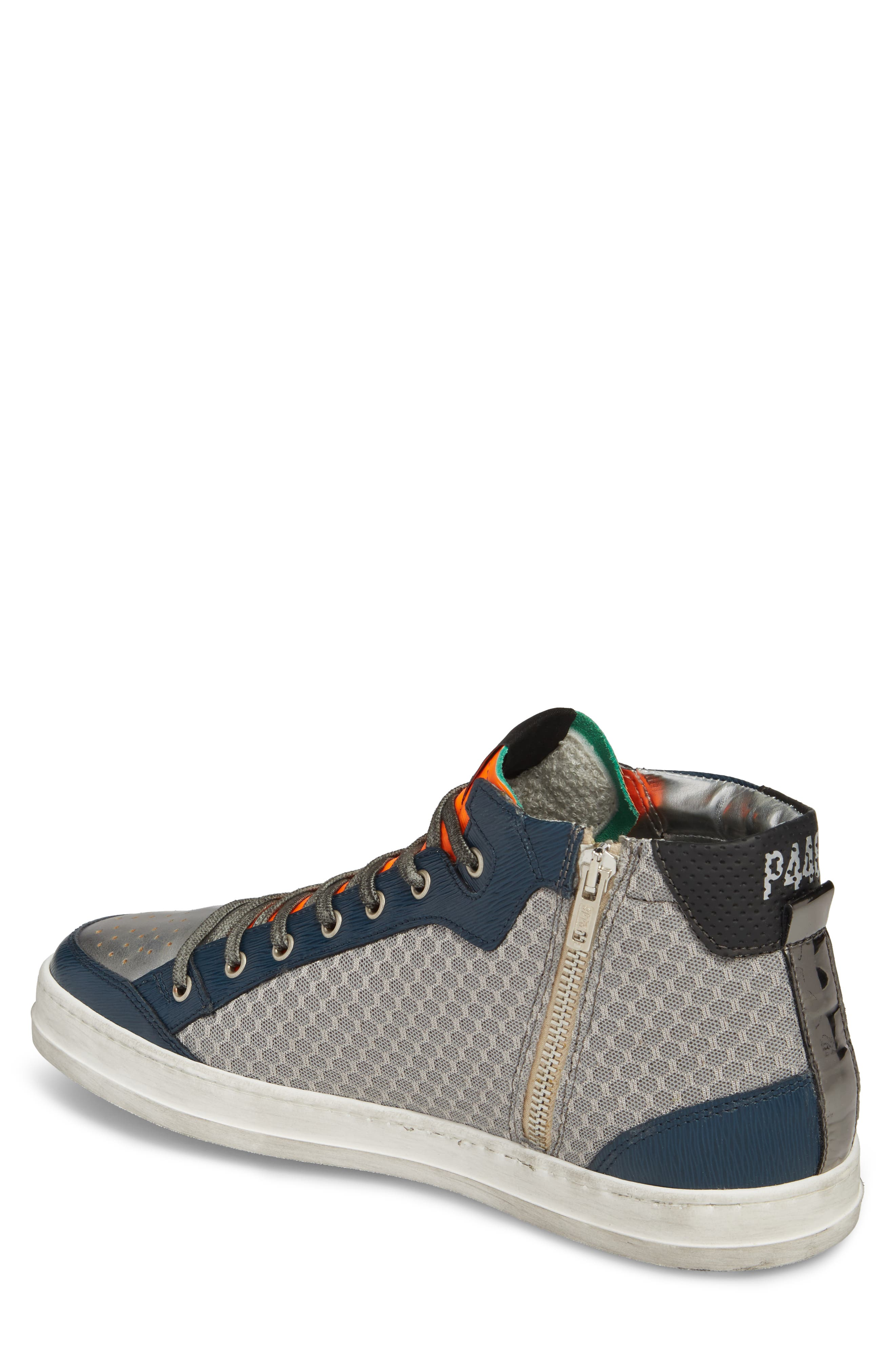 Love High Top Sneaker,                             Alternate thumbnail 2, color,                             020