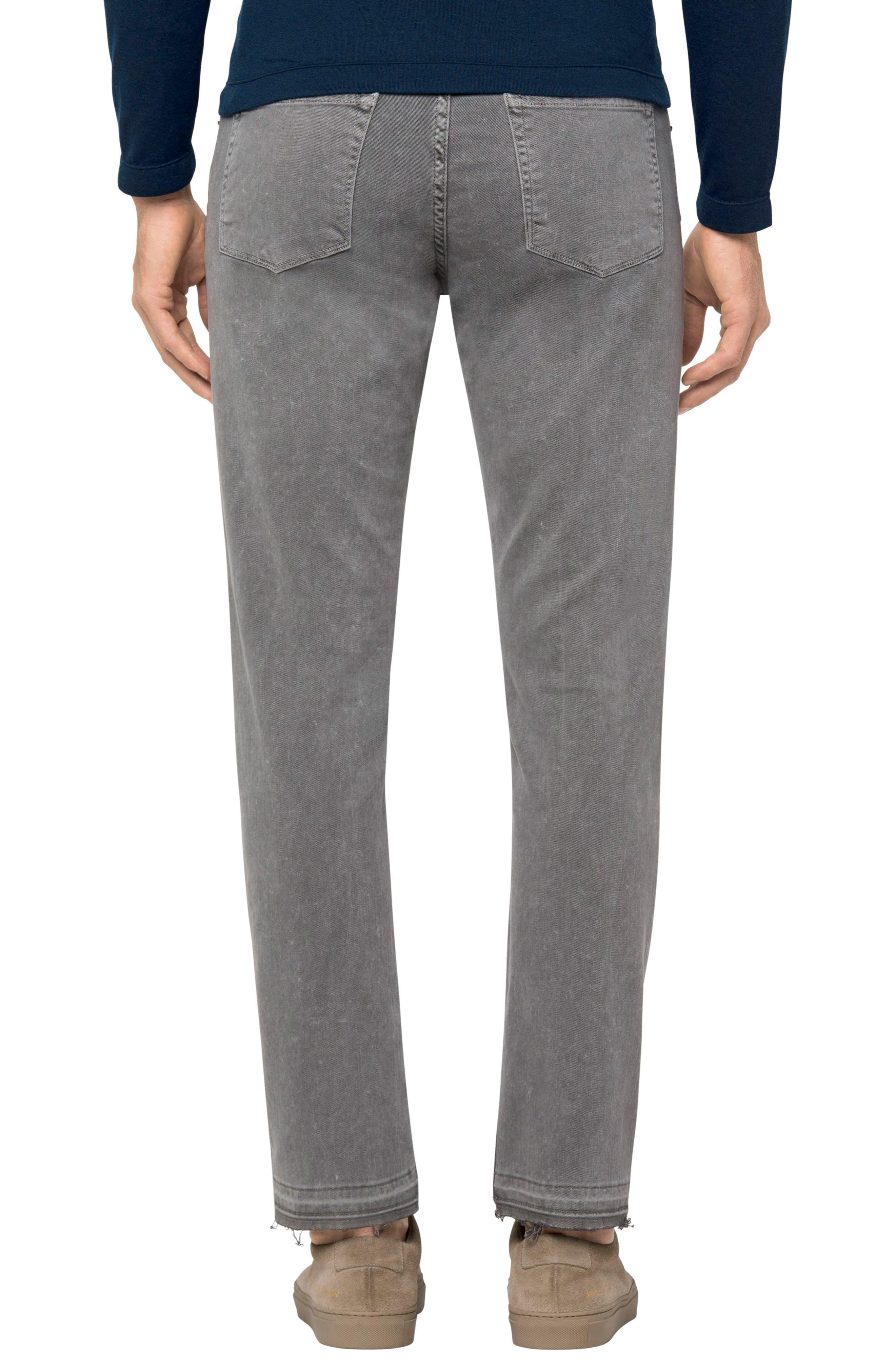 Tyler Slim Fit Jeans,                             Alternate thumbnail 2, color,                             050