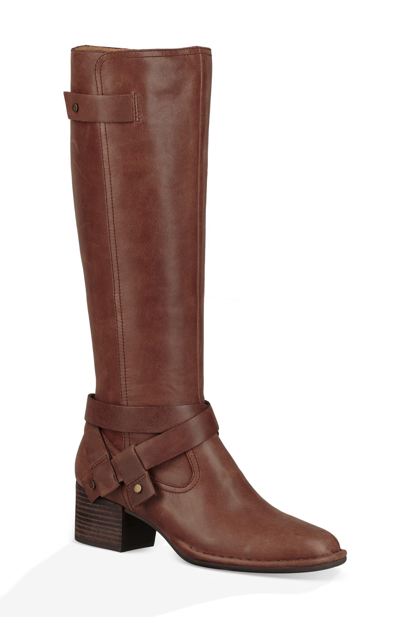 Ugg Bandara Knee High Boot, Brown