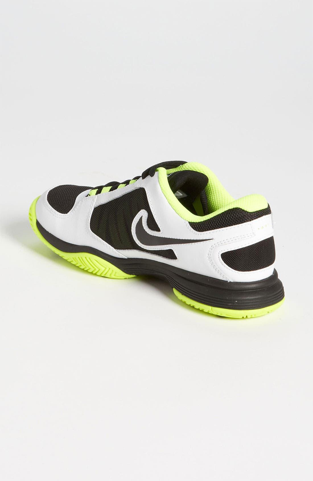 'Zoom Courtlite 3' Tennis Shoe,                             Alternate thumbnail 4, color,                             007
