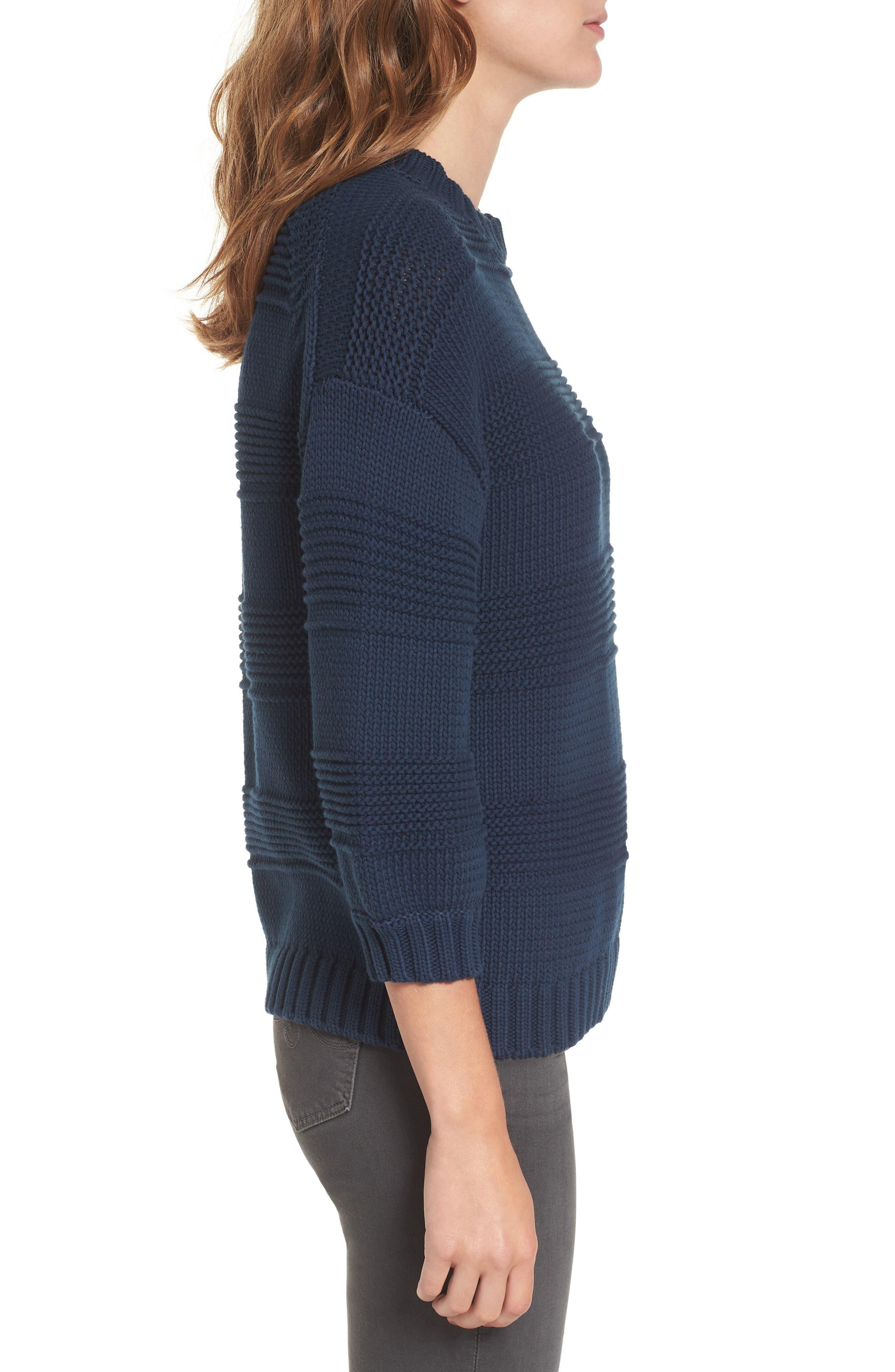 Sabrina Crewneck Sweater,                             Alternate thumbnail 3, color,                             417