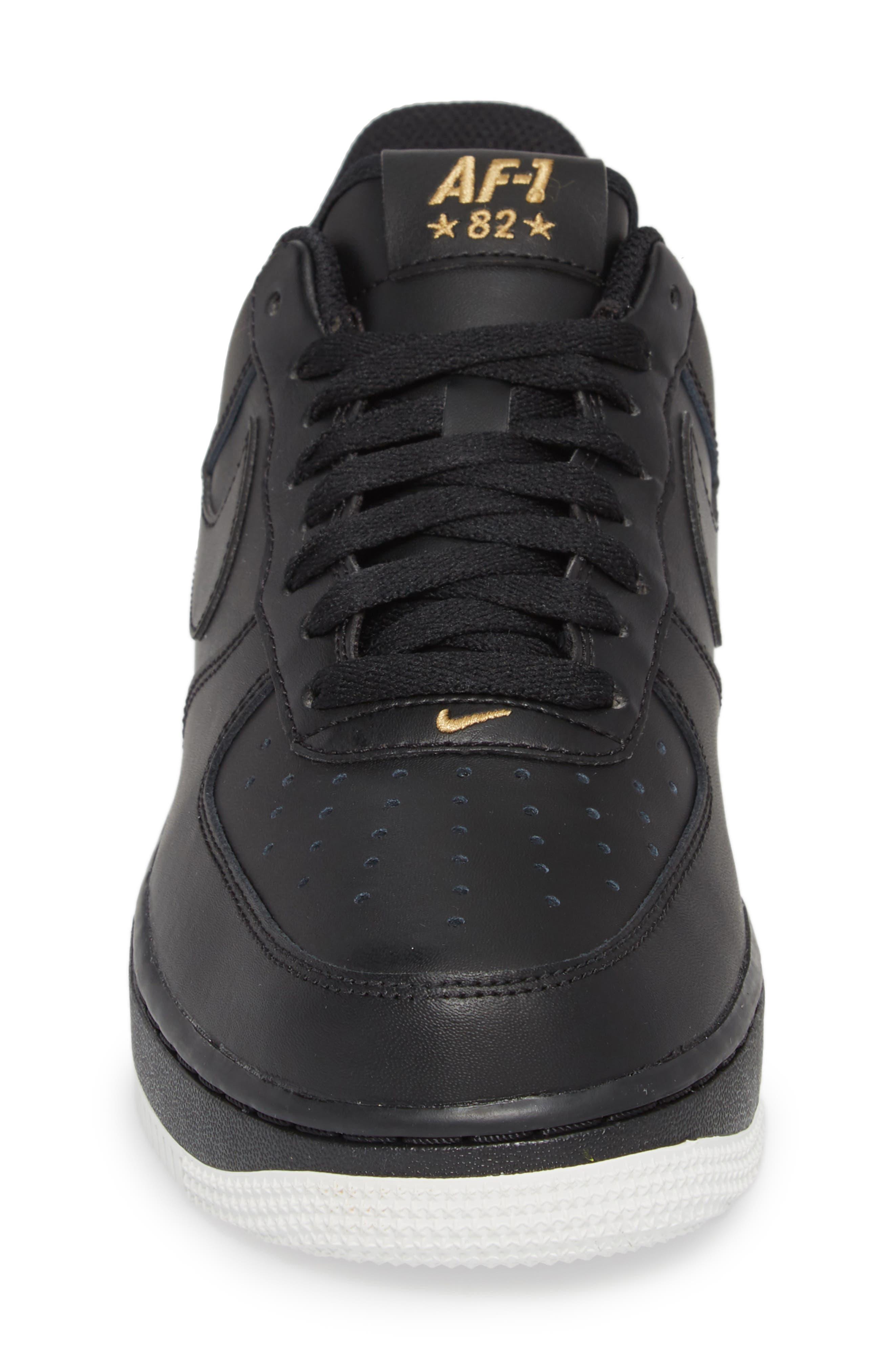 Air Force 1 07 Sneaker,                             Alternate thumbnail 4, color,                             014