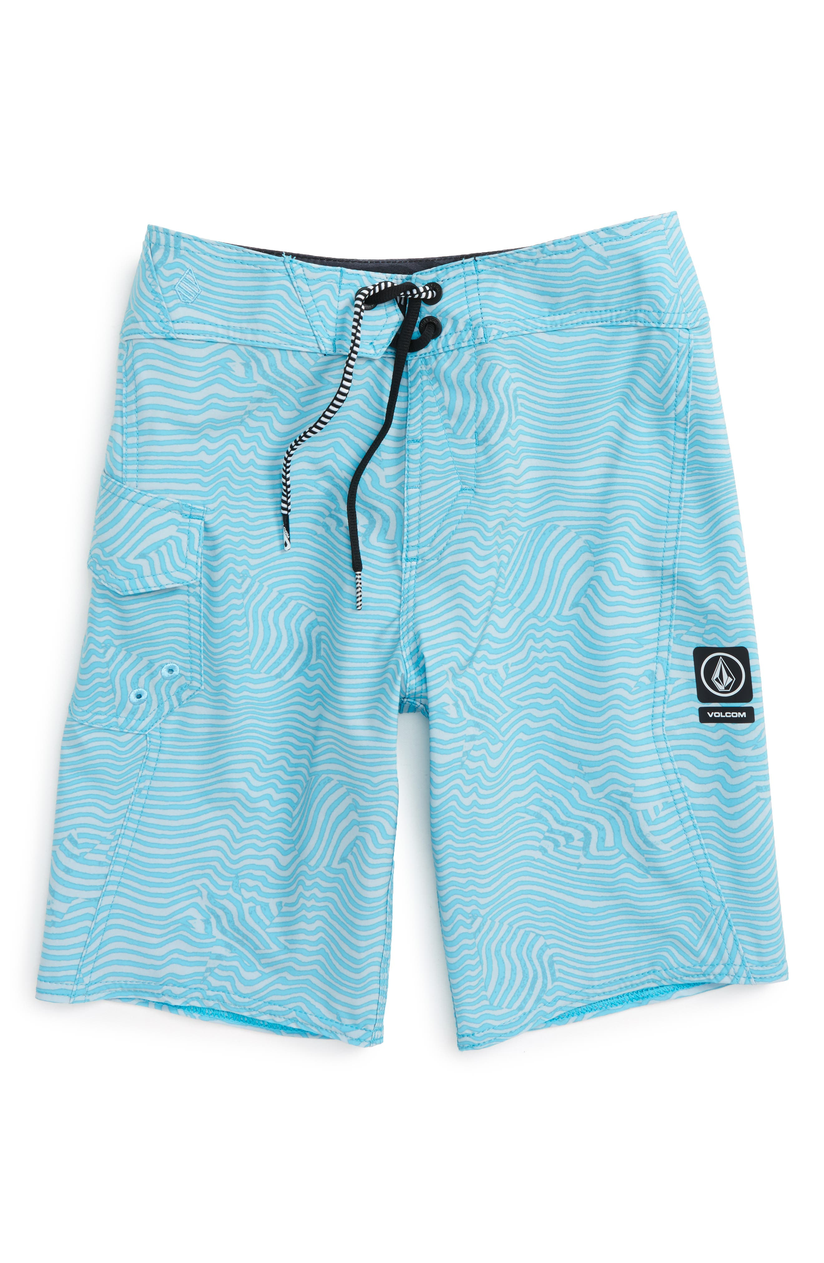 Magnetic Stone Board Shorts,                         Main,                         color, 457