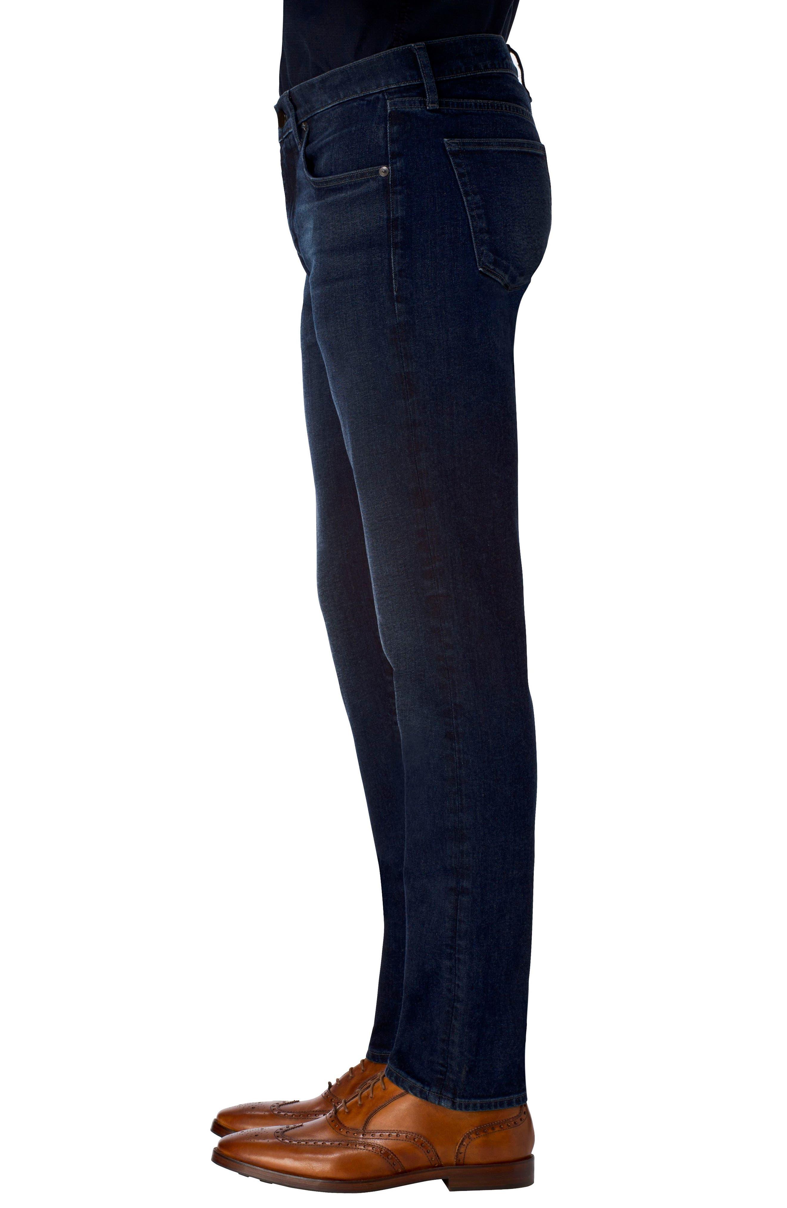 Tyler Slim Fit Jeans,                             Alternate thumbnail 3, color,                             480