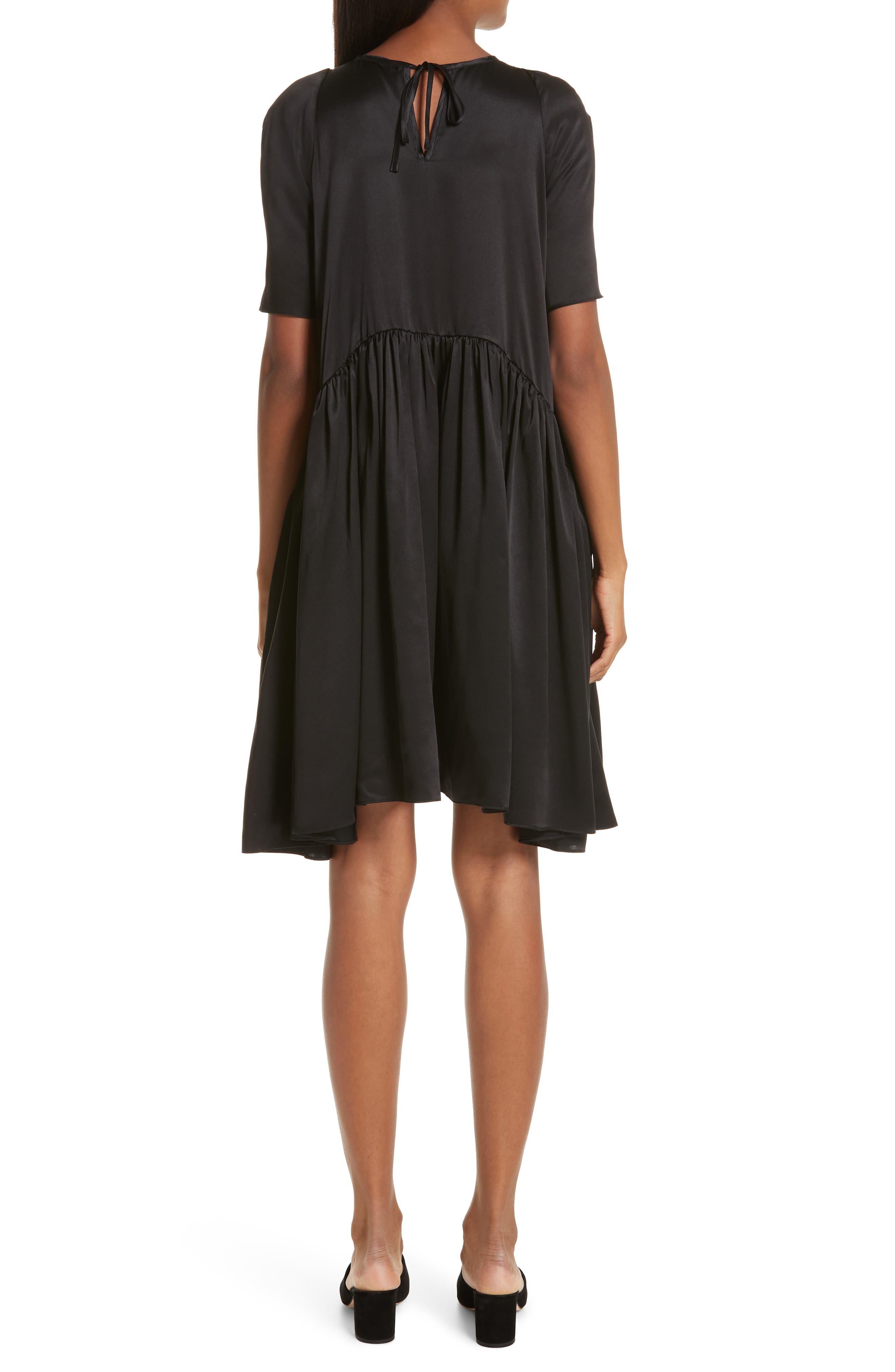 CECILIE BAHNSEN Annabella Dress in Black