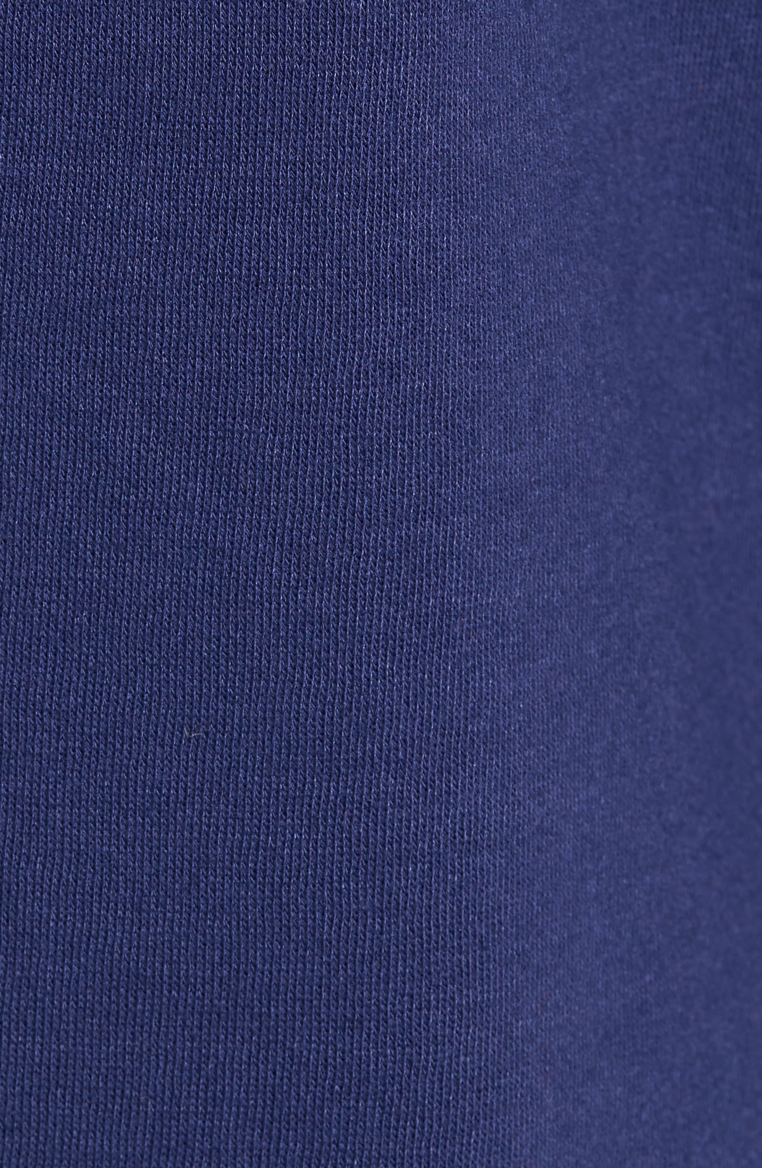 Fleece One-Piece Pajamas,                             Alternate thumbnail 5, color,                             040
