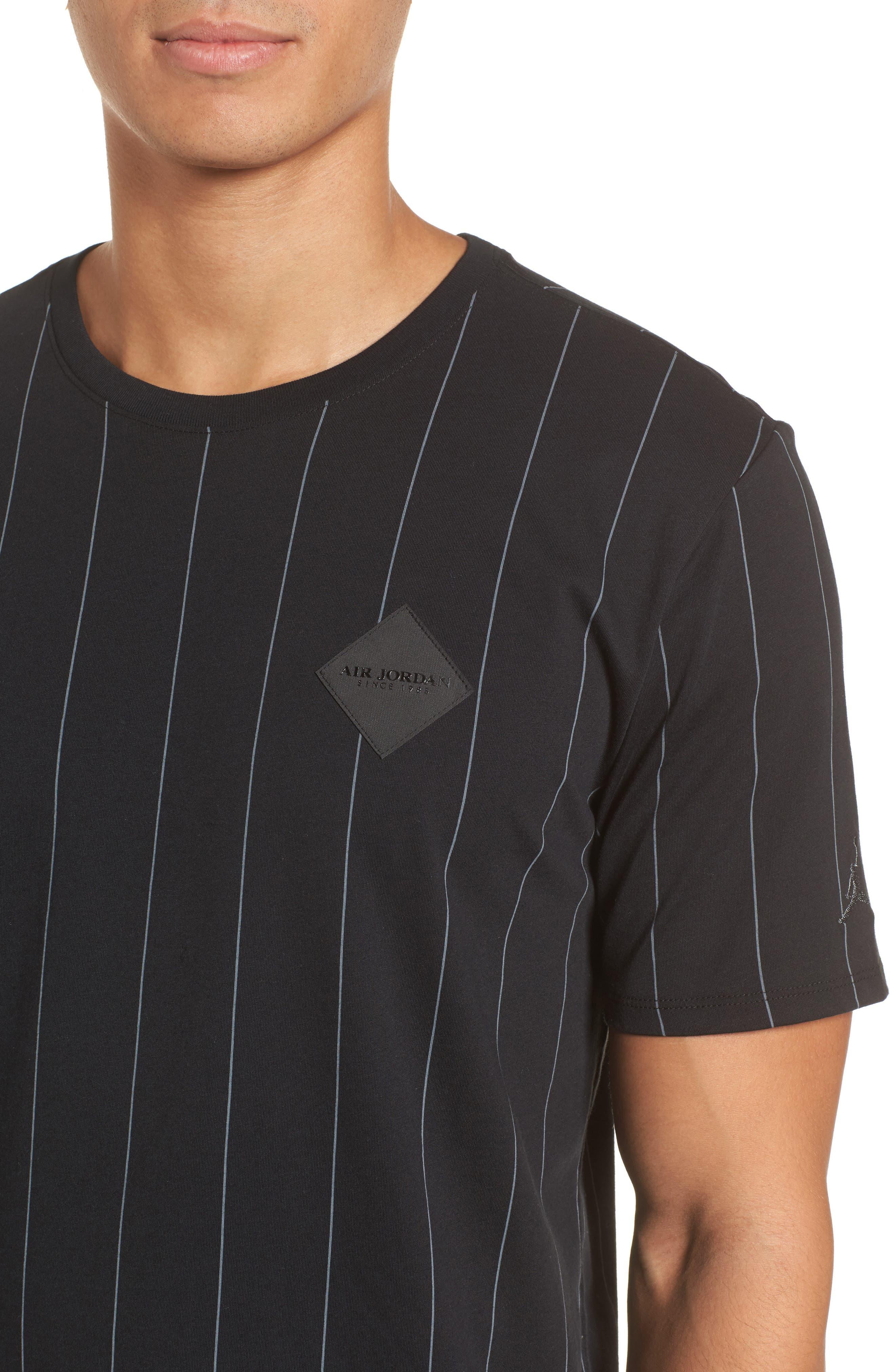 Sportswear AJ 9 T-Shirt,                             Alternate thumbnail 4, color,                             010