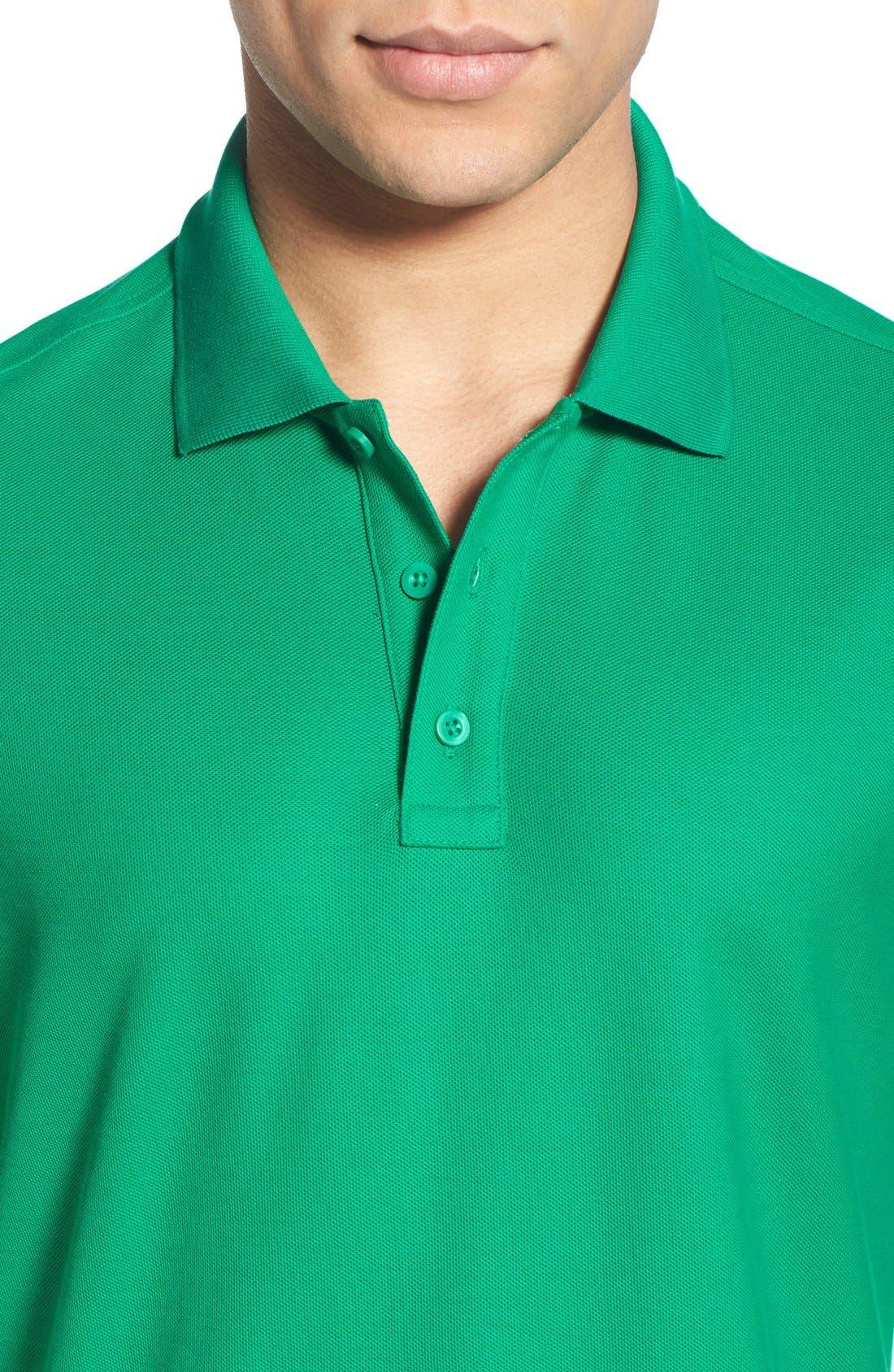 Classic Regular Fit Piqué Polo,                             Alternate thumbnail 69, color,