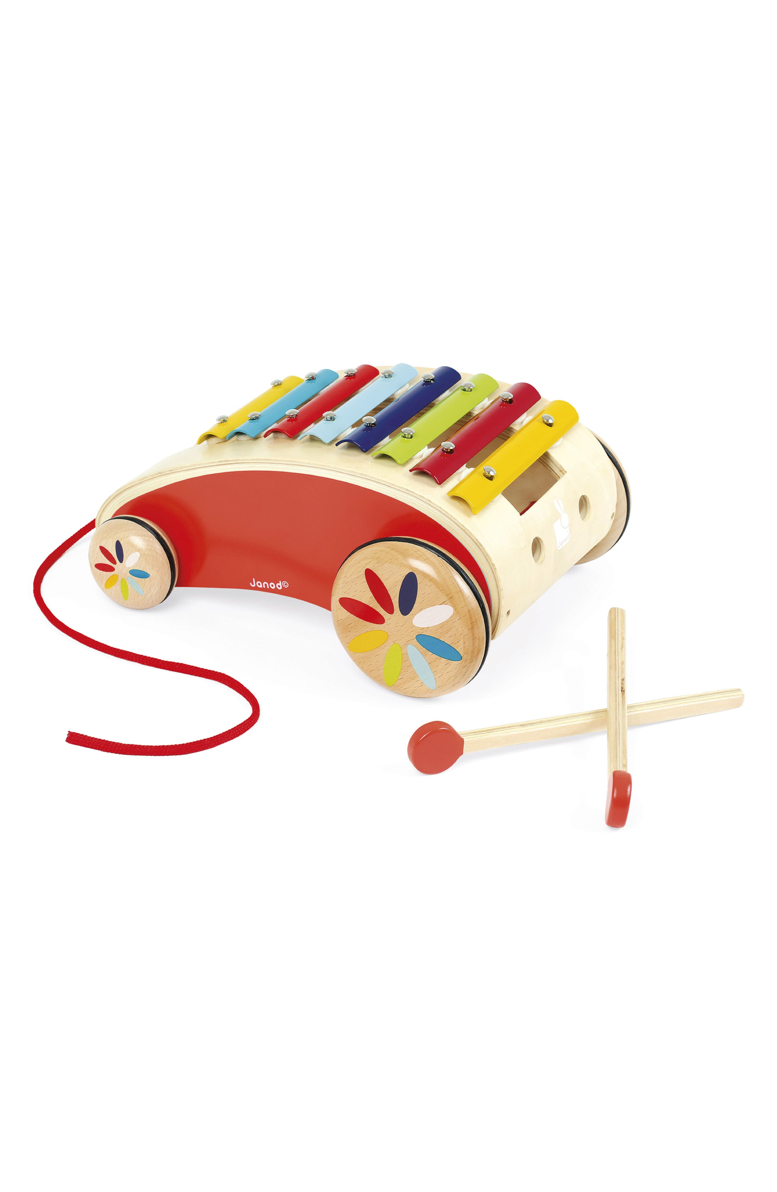 Xylophone Roller Toy,                             Alternate thumbnail 2, color,                             600