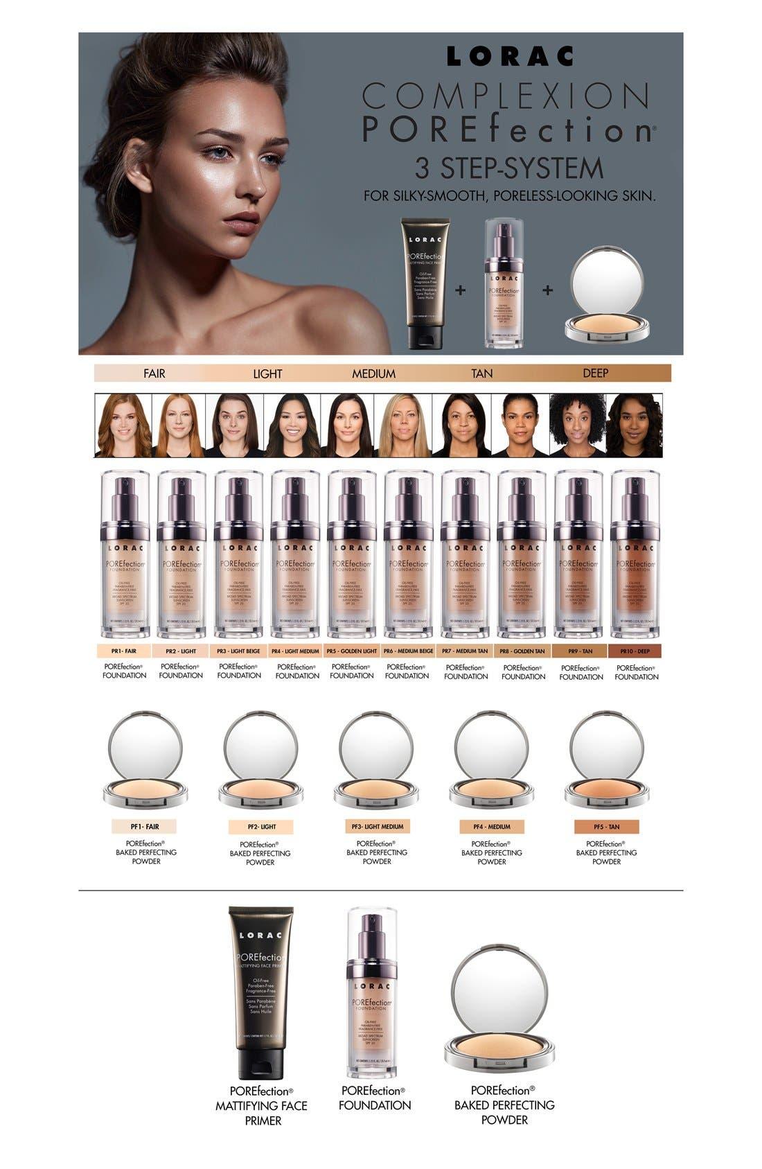 'POREfection<sup>®</sup>' Mattifying Face Primer,                             Alternate thumbnail 3, color,                             000