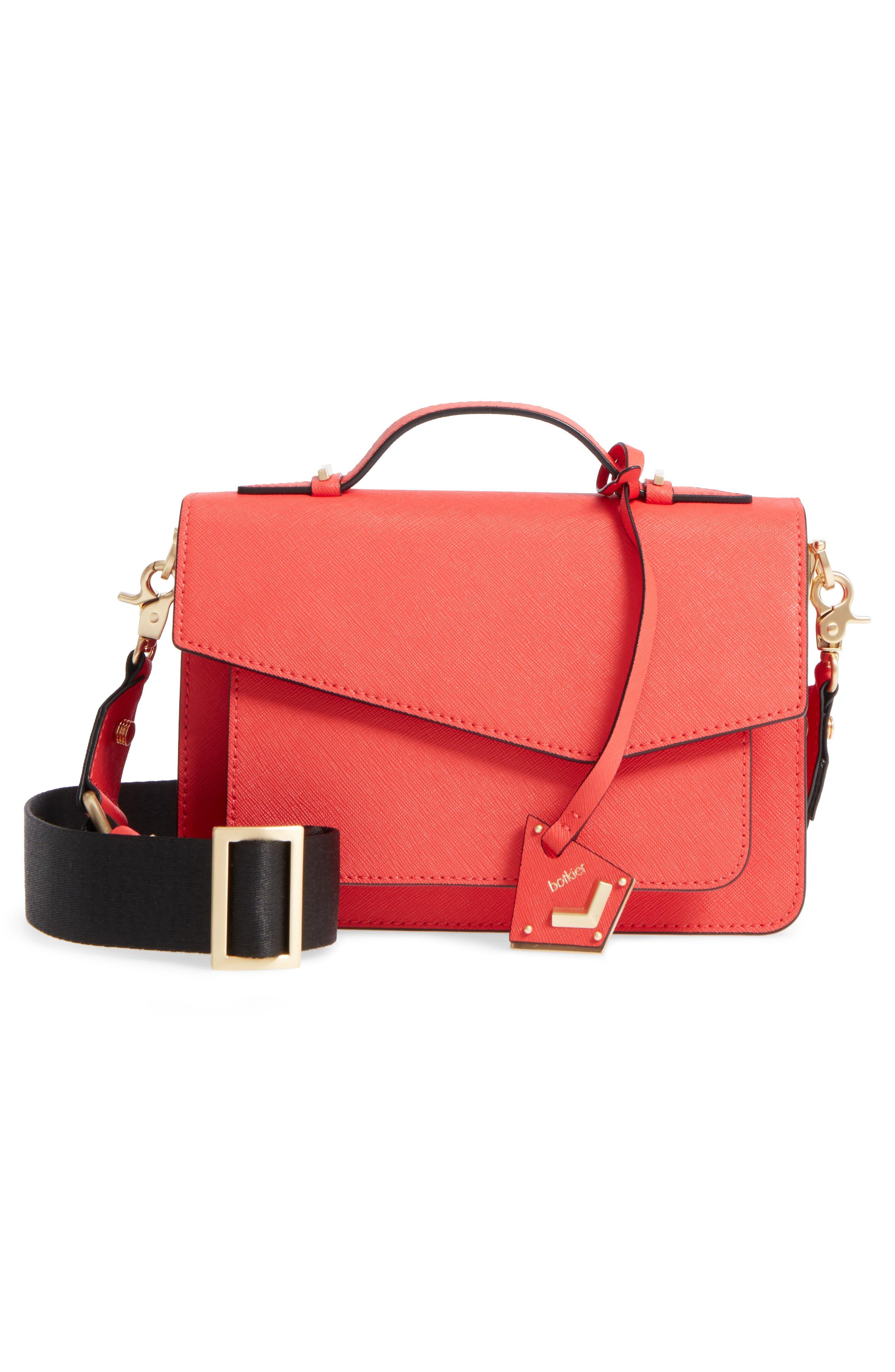 Cobble Hill Leather Crossbody Bag,                             Alternate thumbnail 68, color,