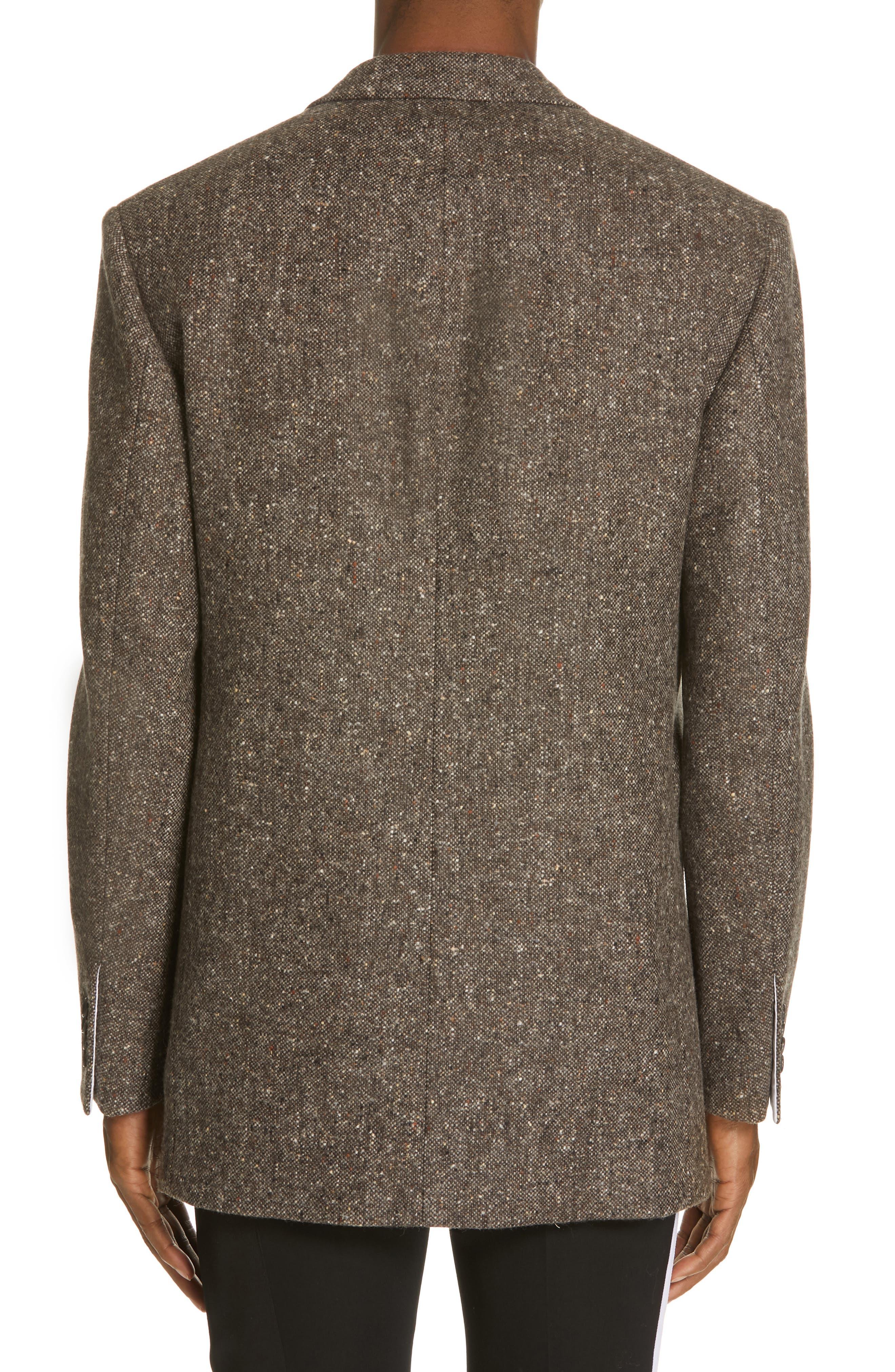 Tweed Wool Jacket,                             Alternate thumbnail 2, color,                             030