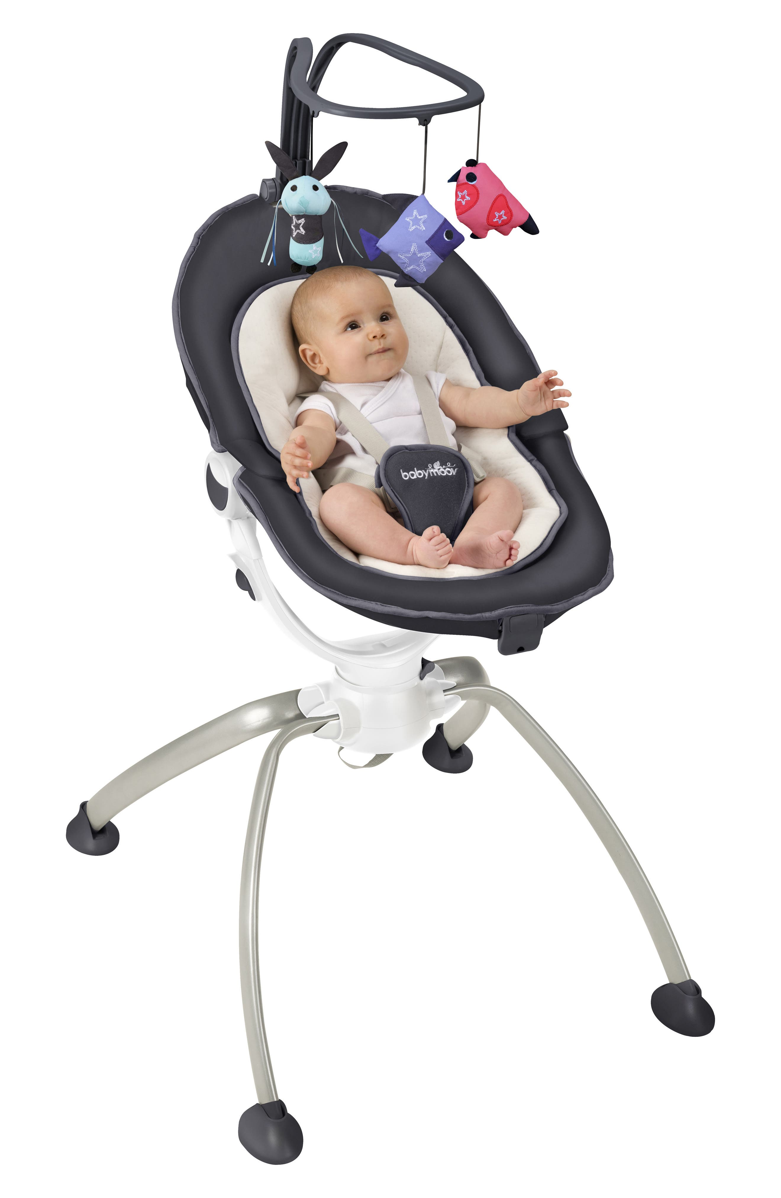 Swoon Up Baby Bouncer Seat,                             Alternate thumbnail 6, color,