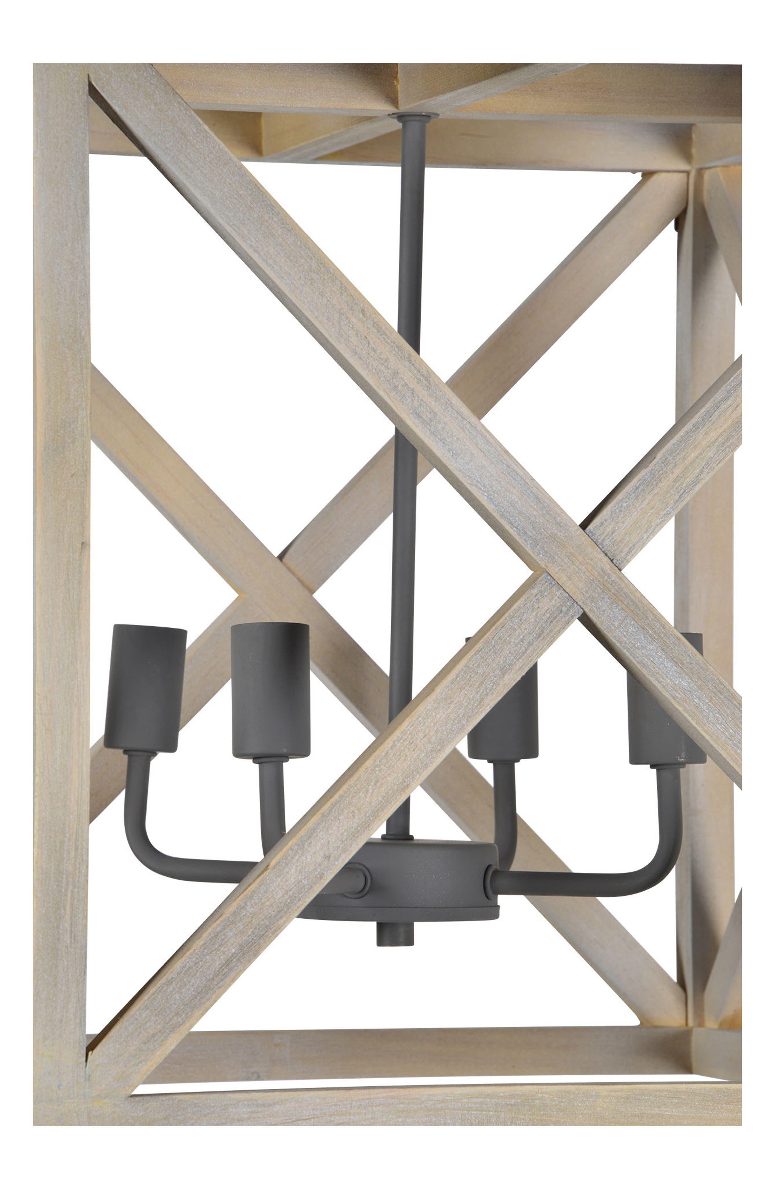 Crate Ceiling Fixture,                             Alternate thumbnail 2, color,                             200