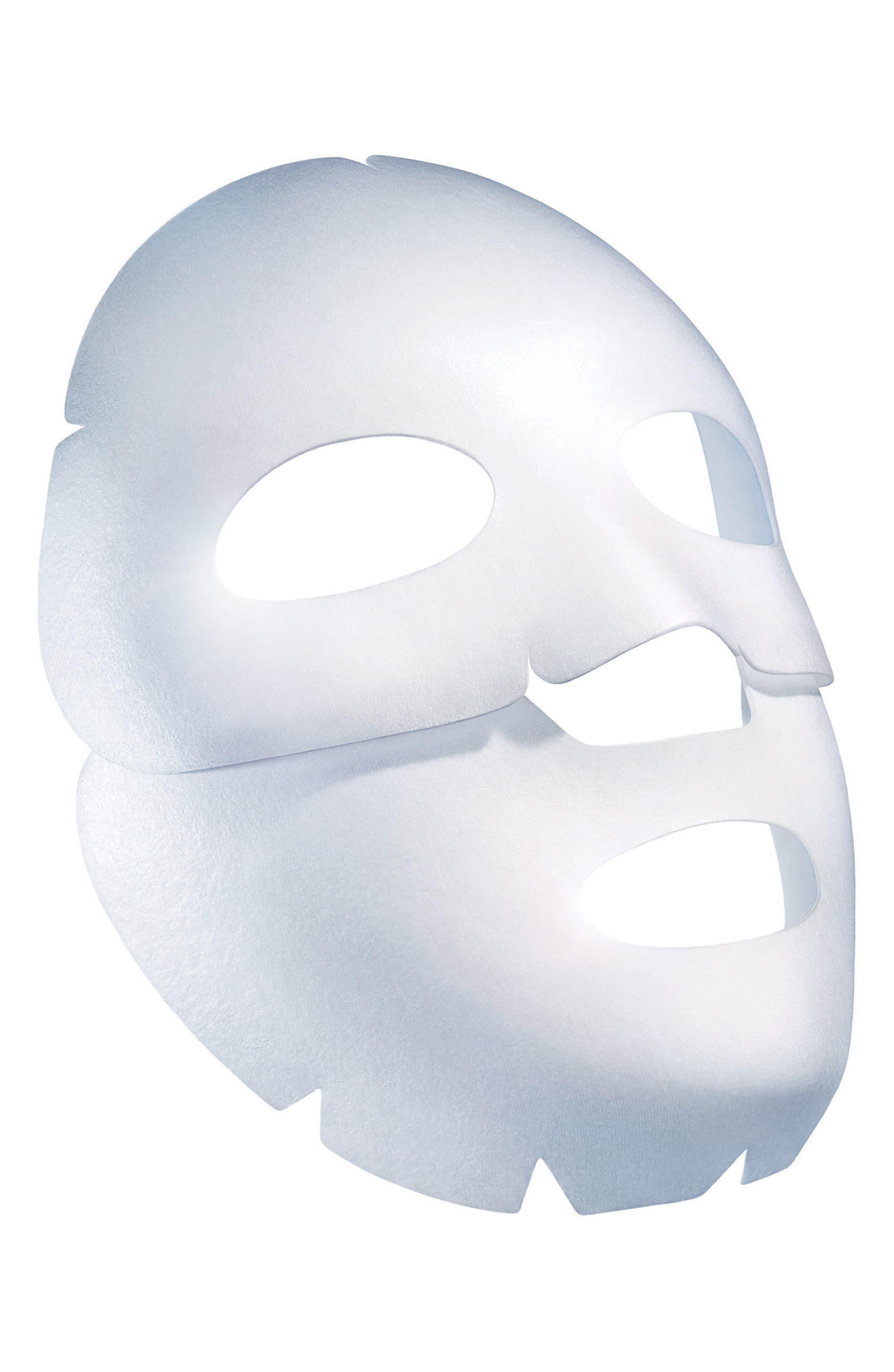 4-Count Orchidée Impériale Radiance Mask,                             Alternate thumbnail 2, color,                             NO COLOR