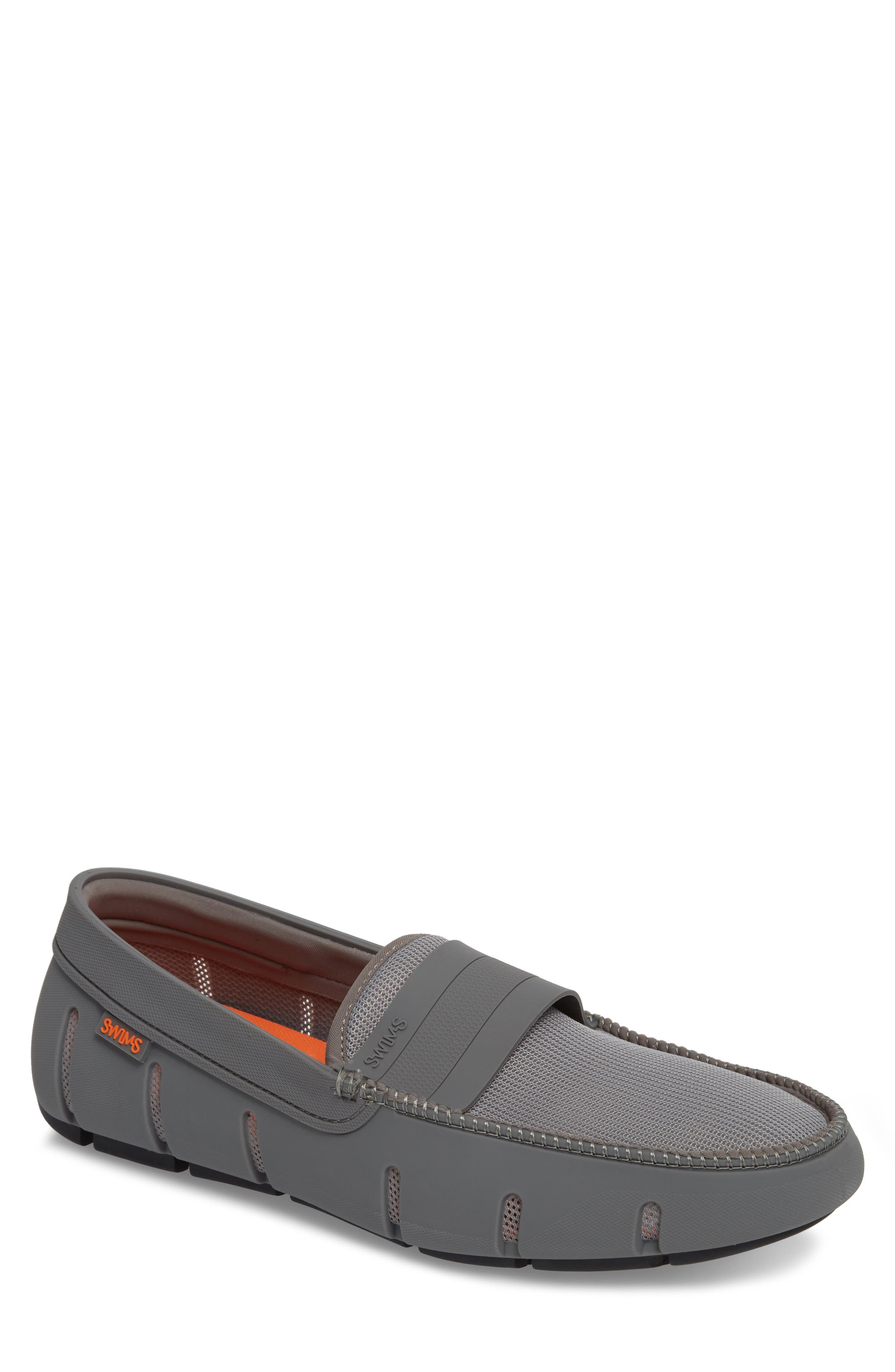 Stride Banded Loafer,                             Main thumbnail 1, color,                             020