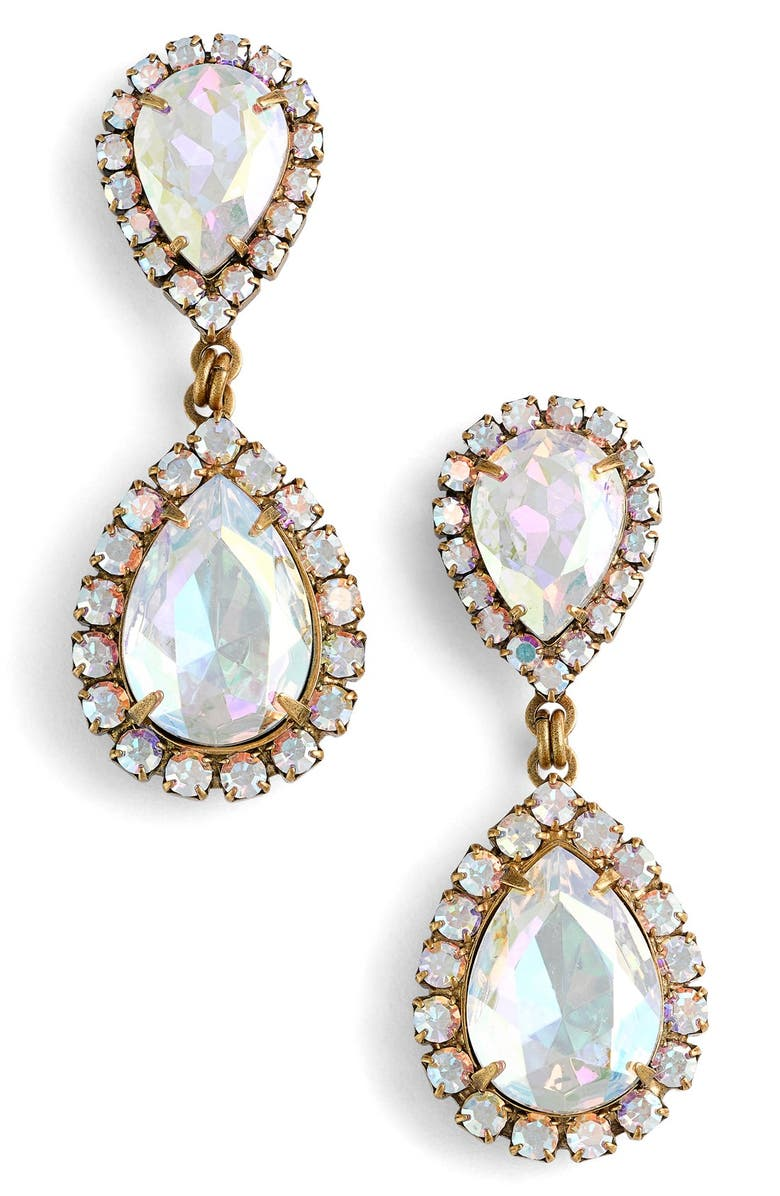 Loren Hope Abba Crystal Drop Earrings | Nordstrom