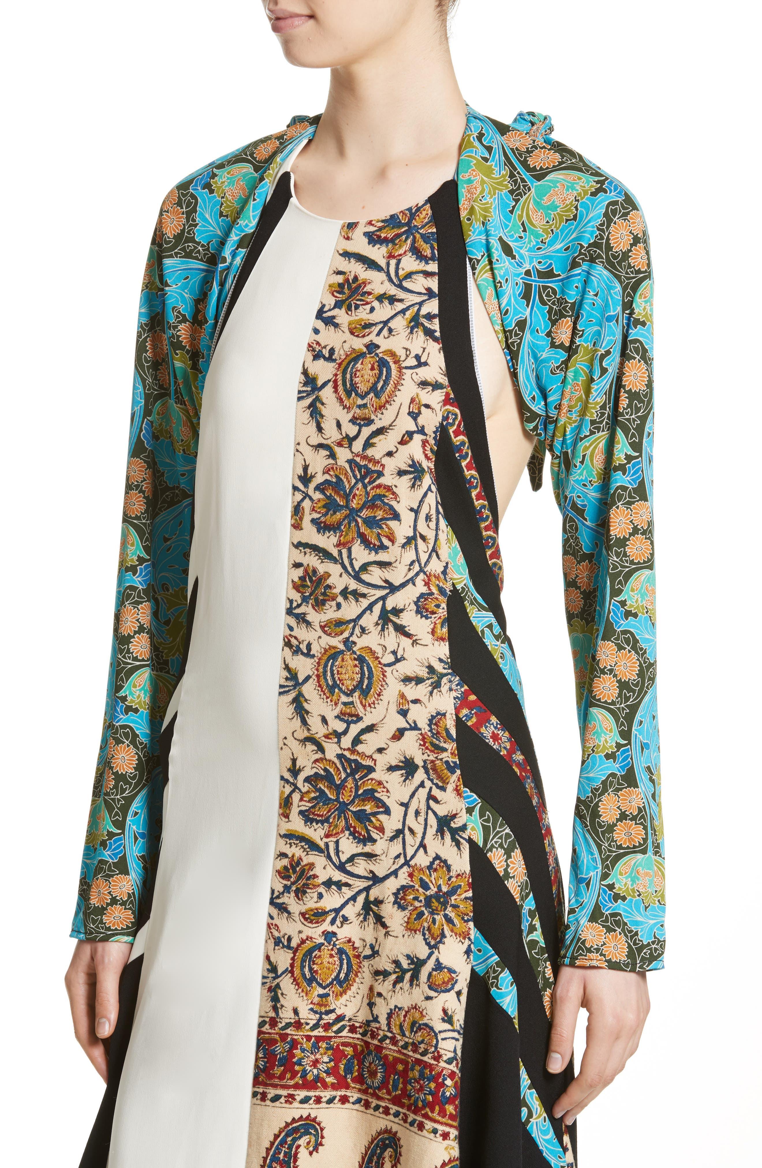 Carpet Dress,                             Alternate thumbnail 4, color,                             960
