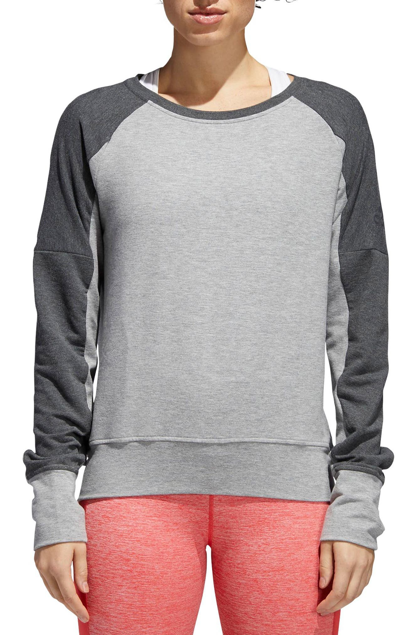 Performance Pullover,                         Main,                         color, 035