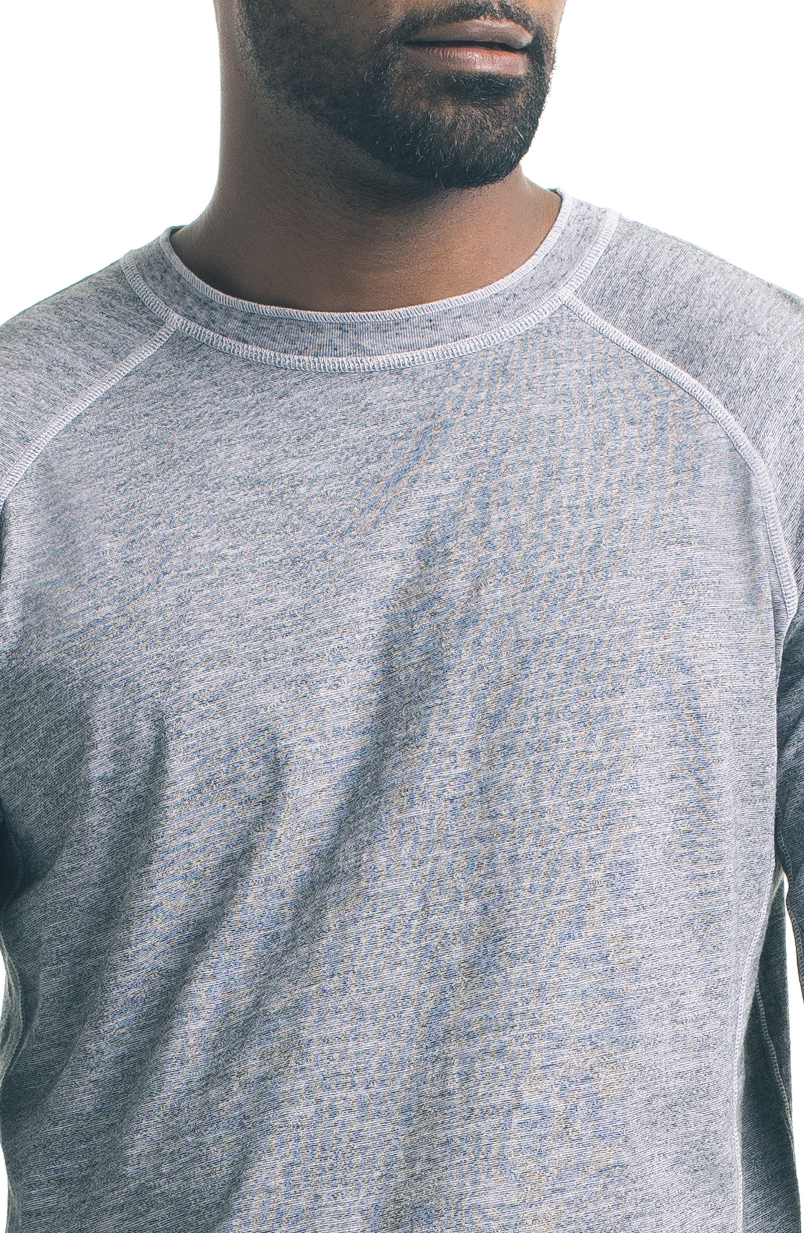 Raglan Sleeve T-Shirt,                             Alternate thumbnail 4, color,                             028