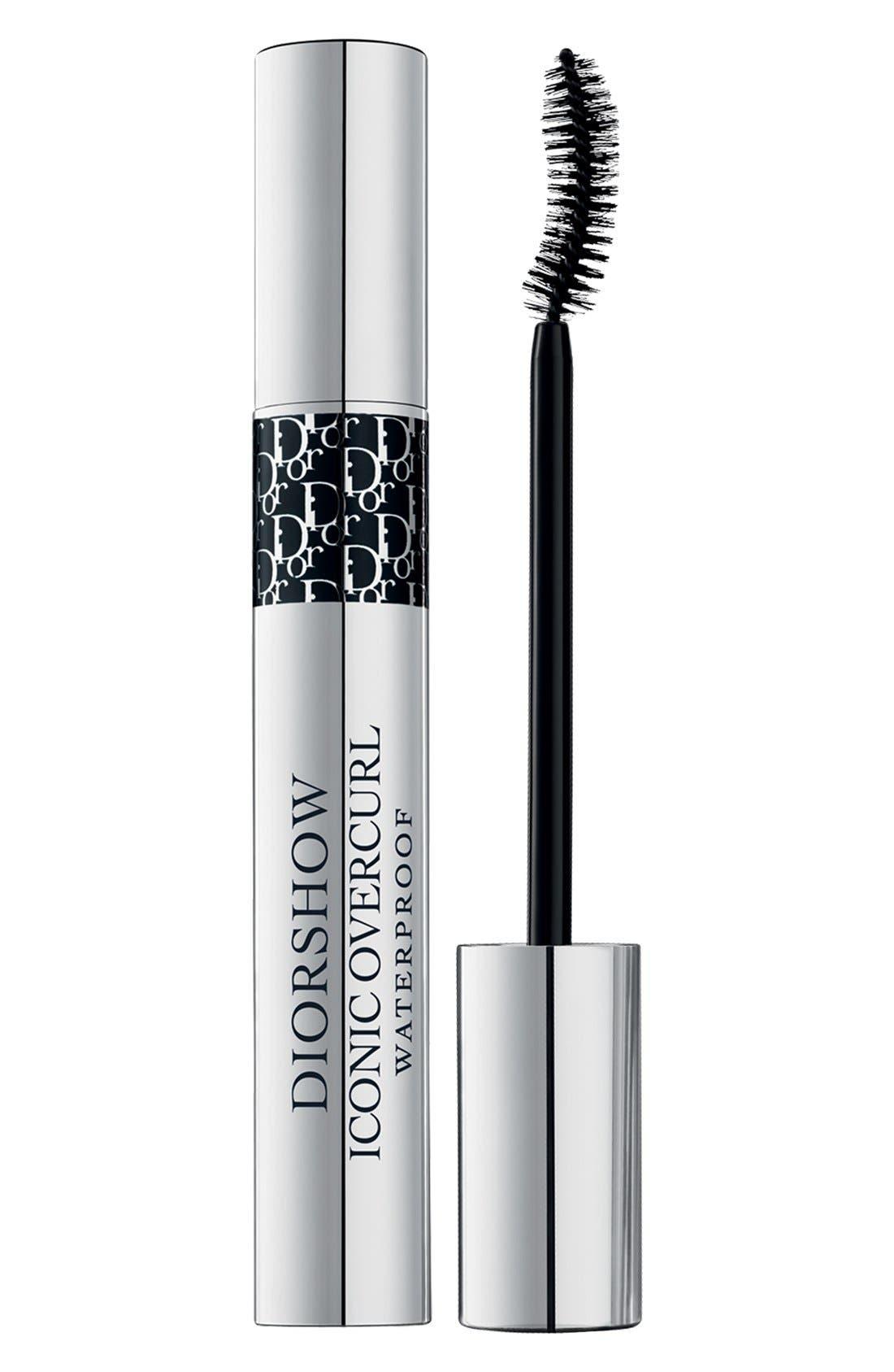 Dior Diorshow - Iconic Overcurl Waterproof Spectacular Volume & Curl Mascara -