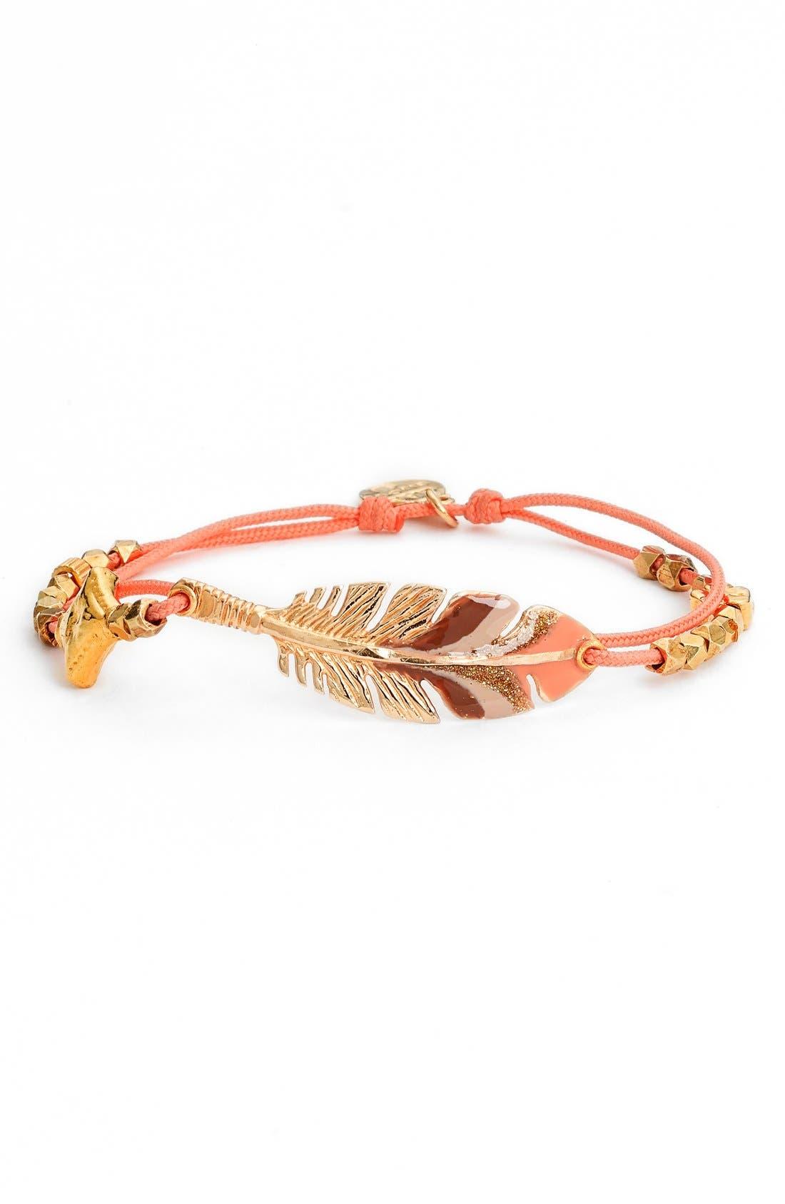 'Penna' String Bracelet,                             Main thumbnail 5, color,