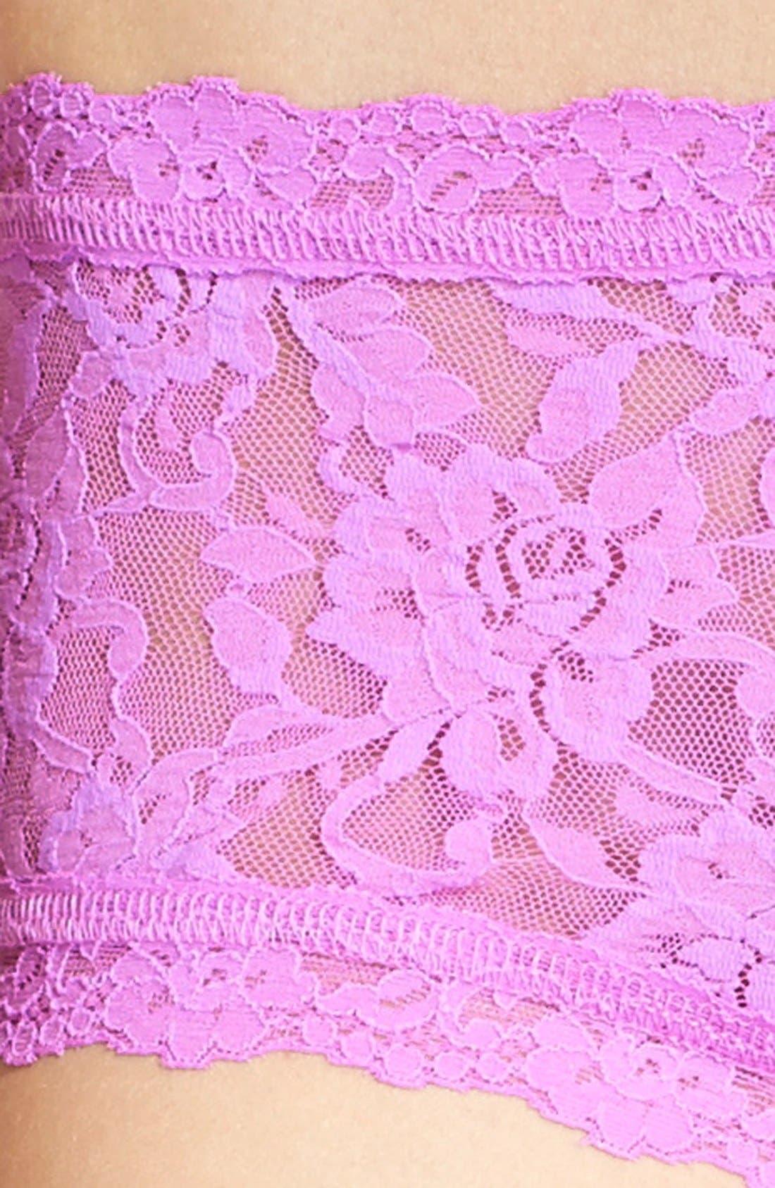 'Signature Lace' Boyshorts,                             Alternate thumbnail 459, color,