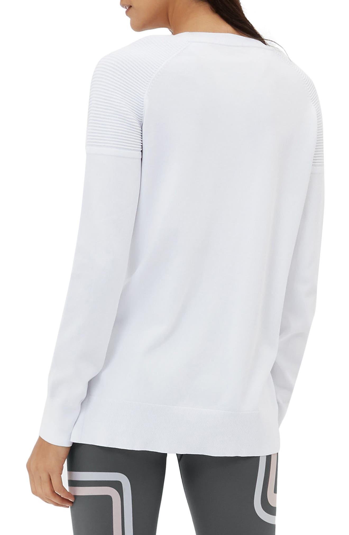 8 Track Sweatshirt,                             Alternate thumbnail 2, color,                             100