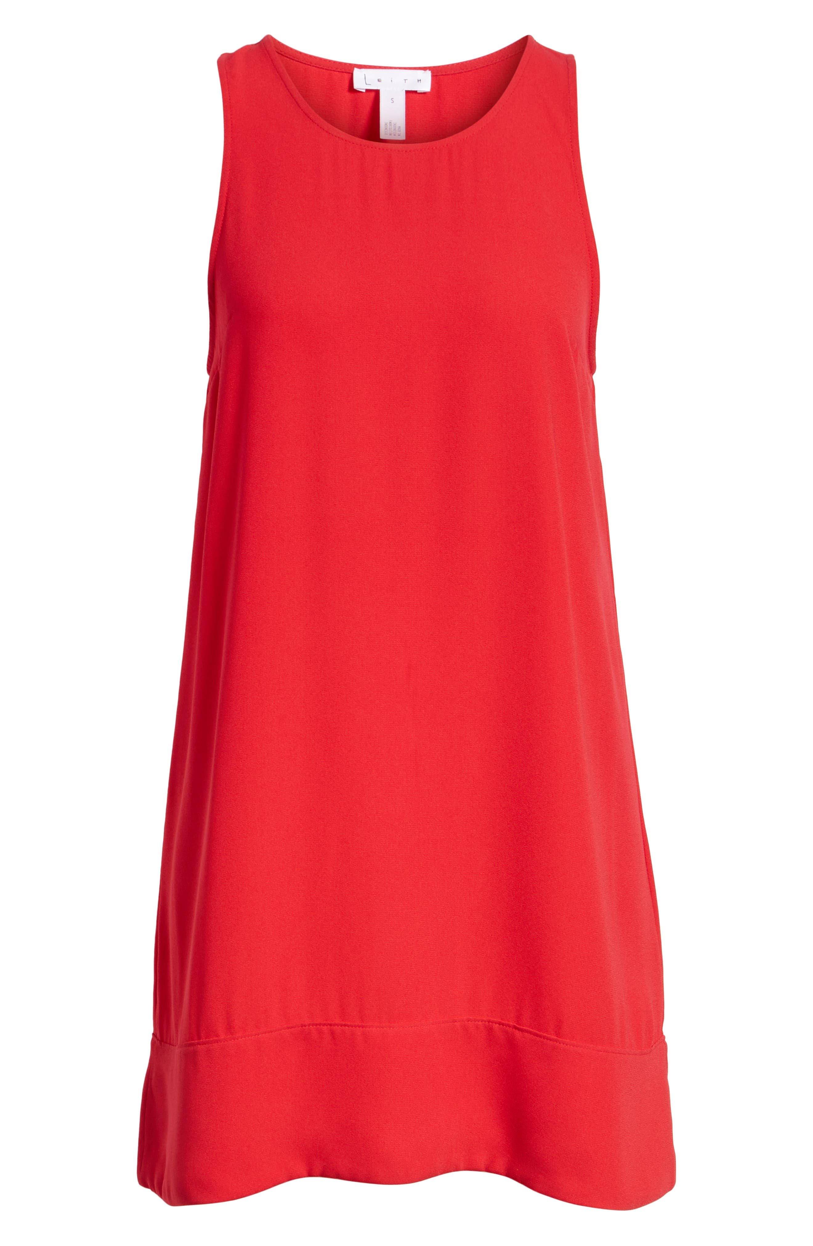 Racerback Shift Dress,                             Alternate thumbnail 197, color,
