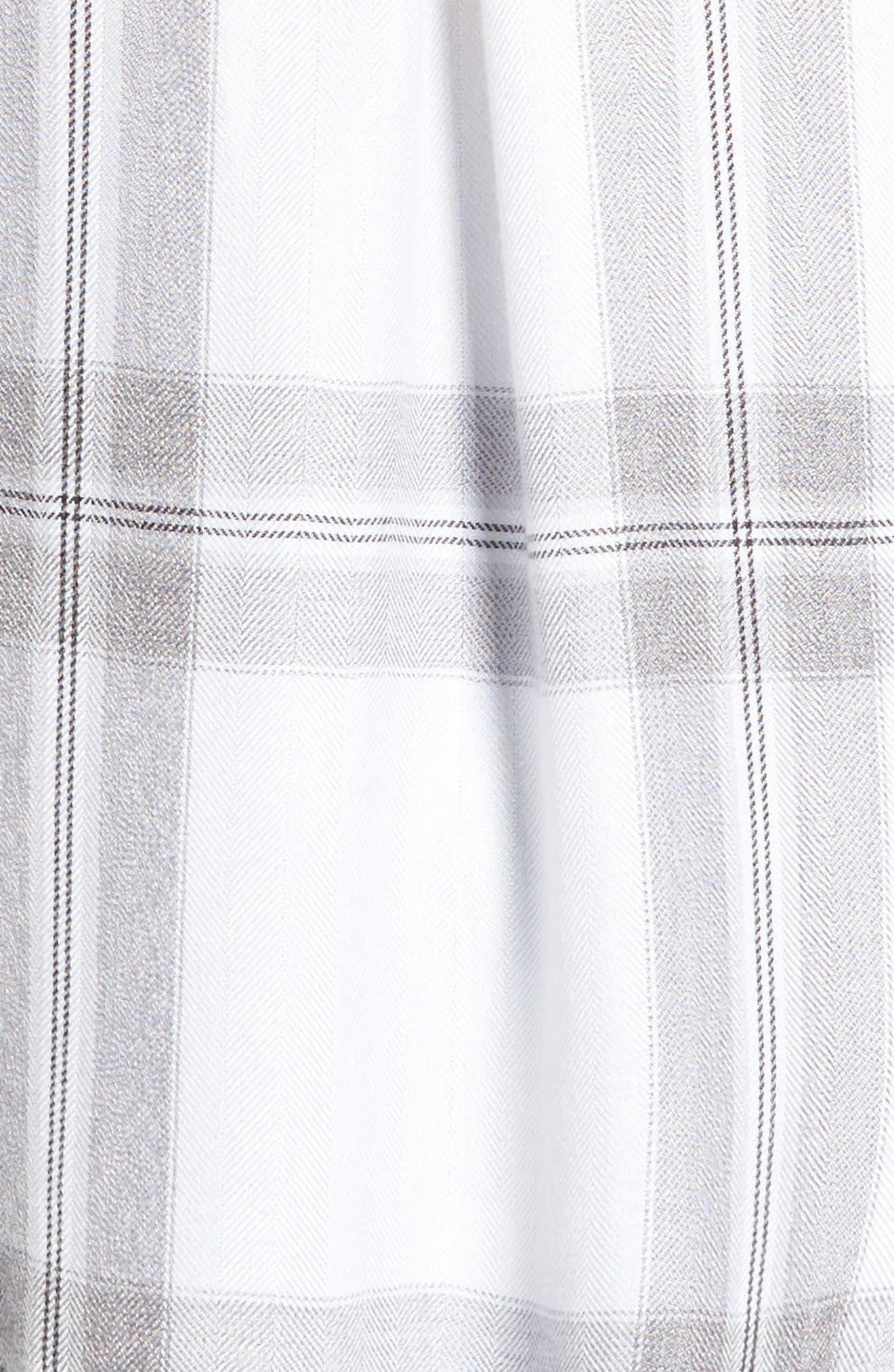 Hunter Plaid Shirt,                             Alternate thumbnail 630, color,
