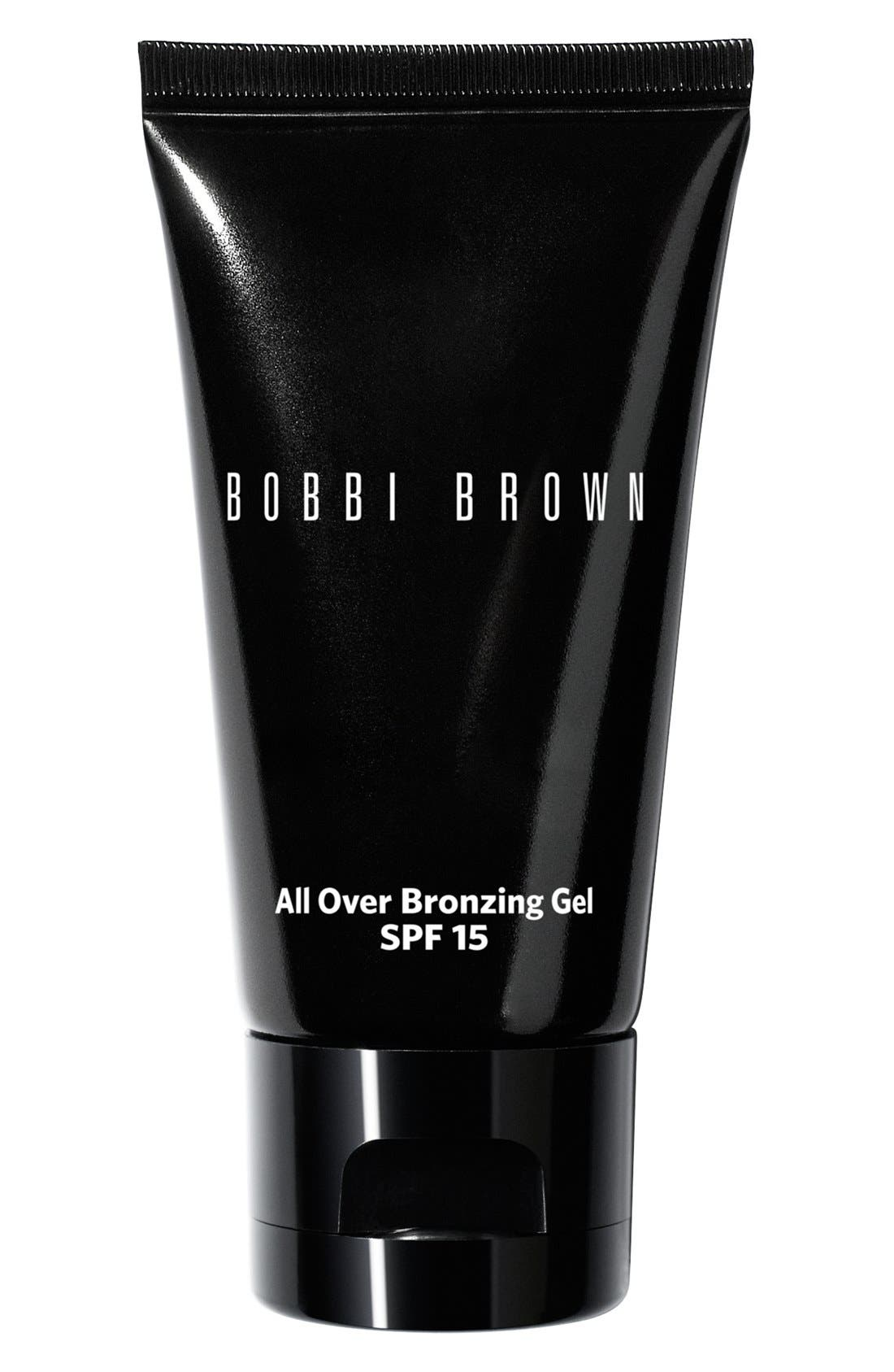 All-Over Bronzing Gel SPF 15,                             Main thumbnail 1, color,                             250
