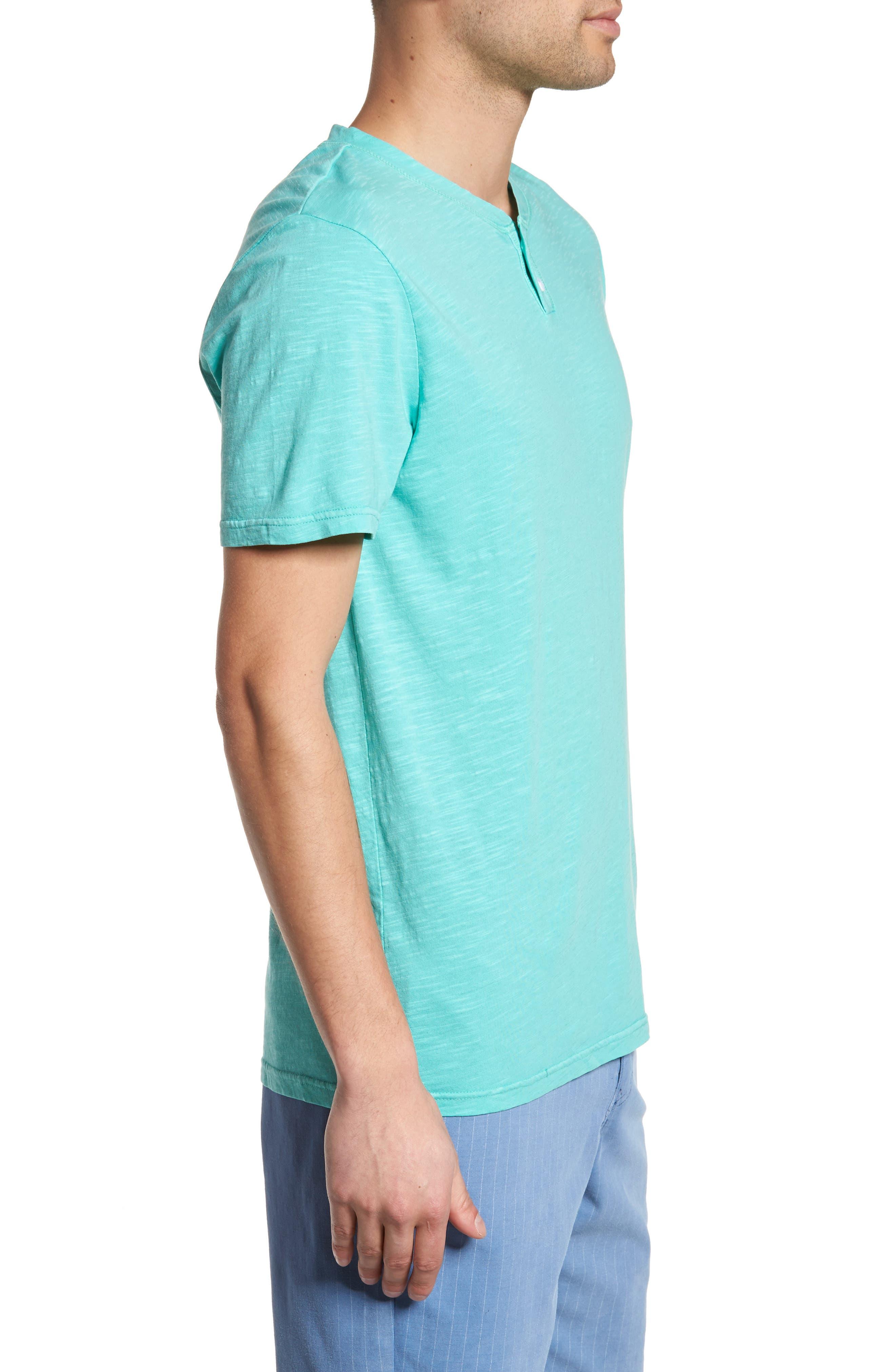 Garment Dye Slub Knit Henley,                             Alternate thumbnail 13, color,