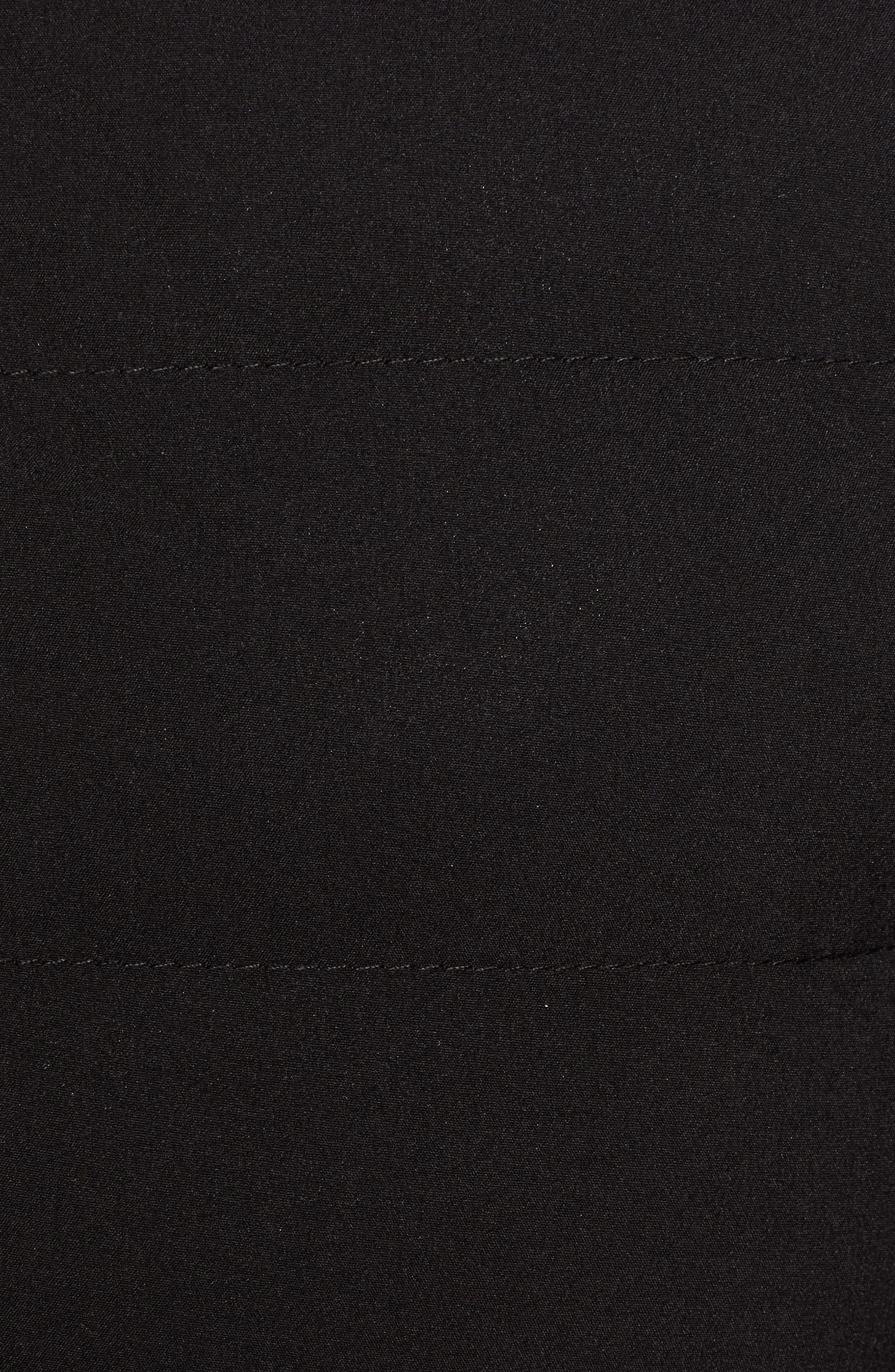Hooded Down Puffer Coat,                             Alternate thumbnail 7, color,                             001